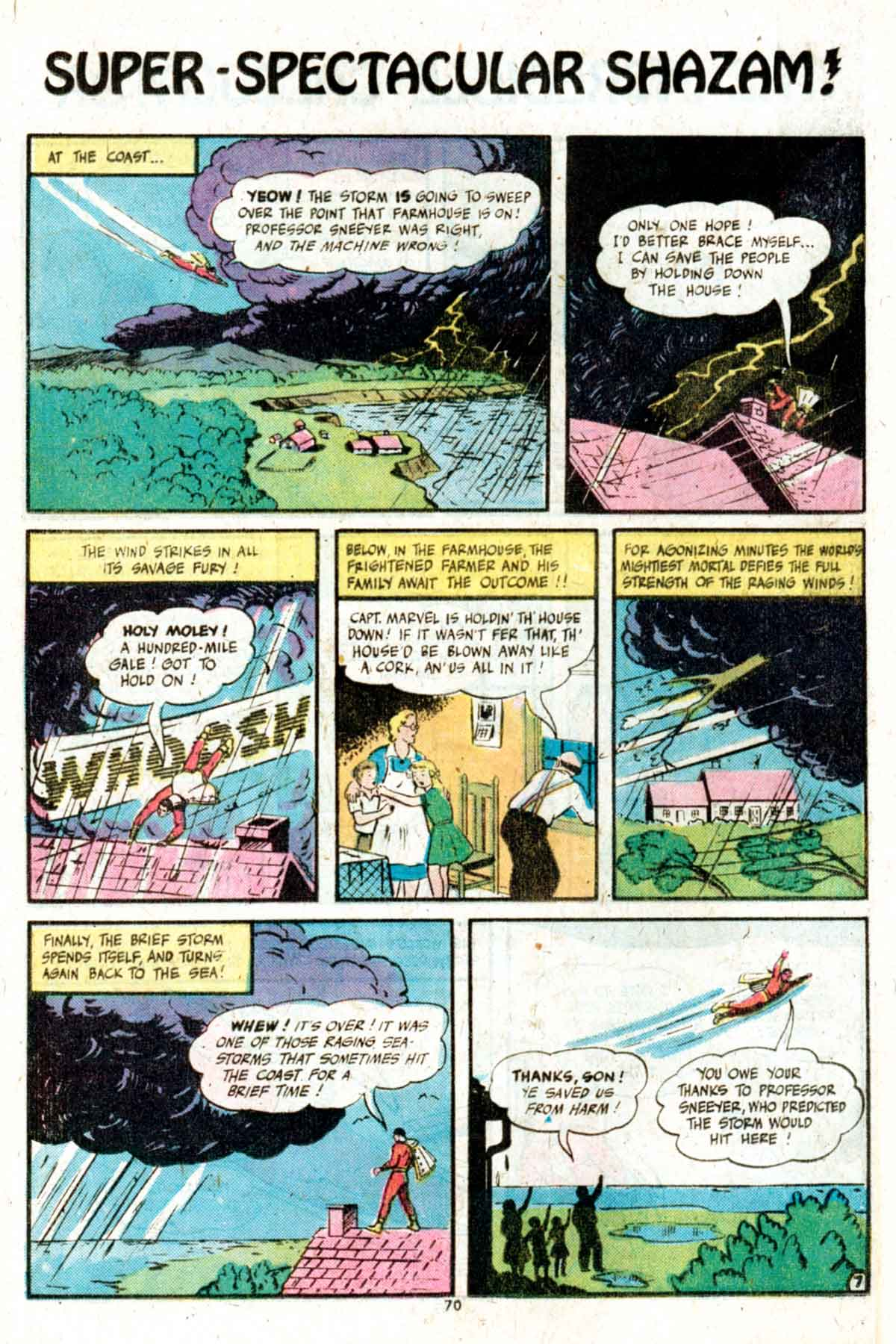 Read online Shazam! (1973) comic -  Issue #15 - 70