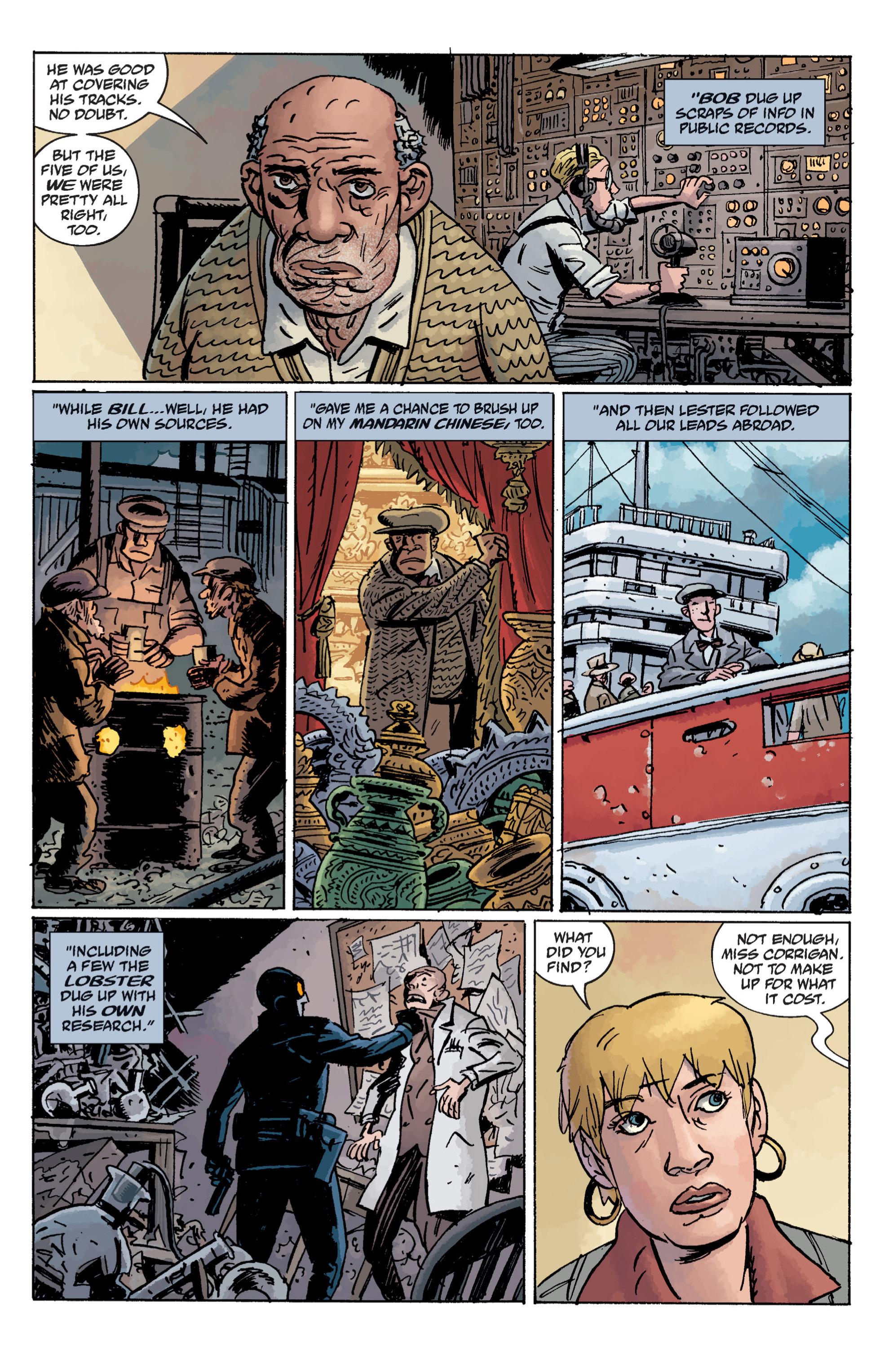 Read online B.P.R.D. (2003) comic -  Issue # TPB 11 - 17