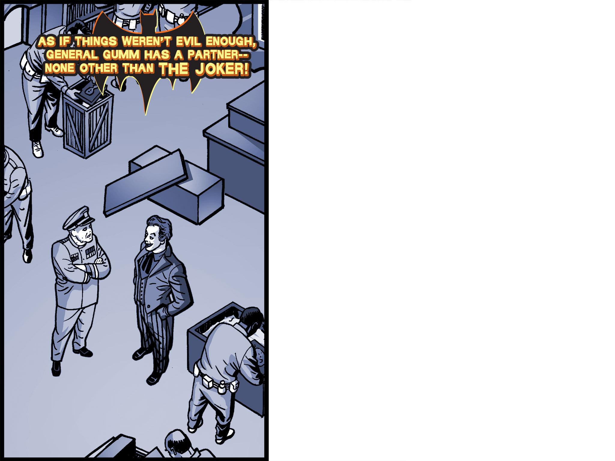 Read online Batman '66 Meets the Green Hornet [II] comic -  Issue #4 - 1