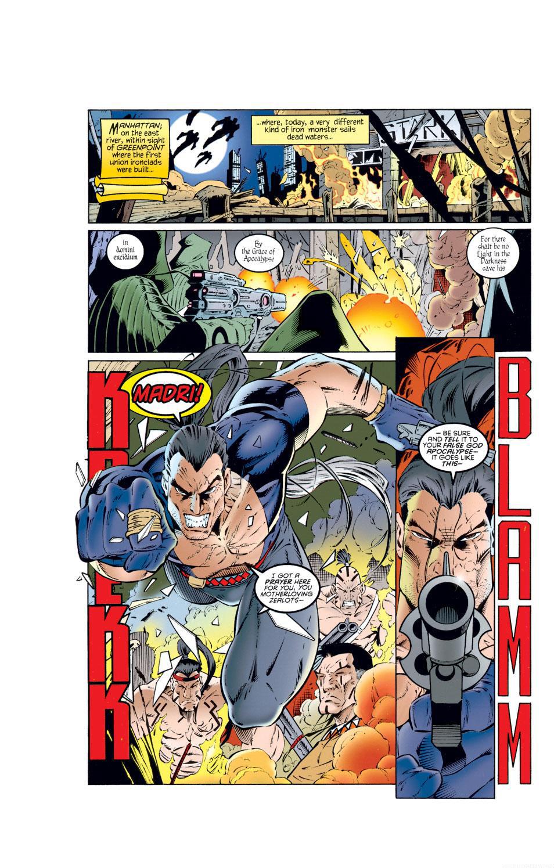 Read online X-Calibre comic -  Issue #2 - 5