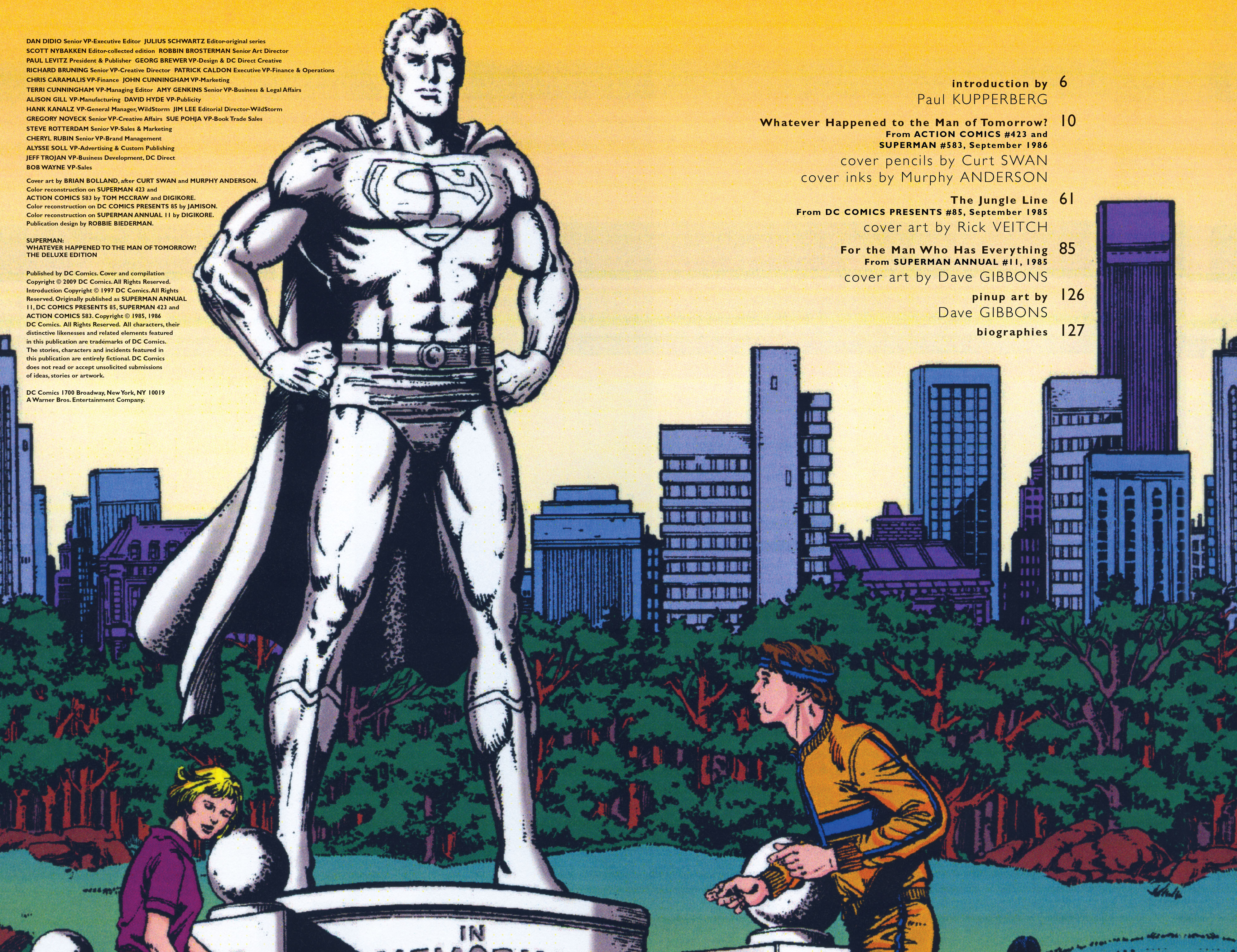 Read online Superman: Whatever Happened to the Man of Tomorrow? comic -  Issue # TPB - 4
