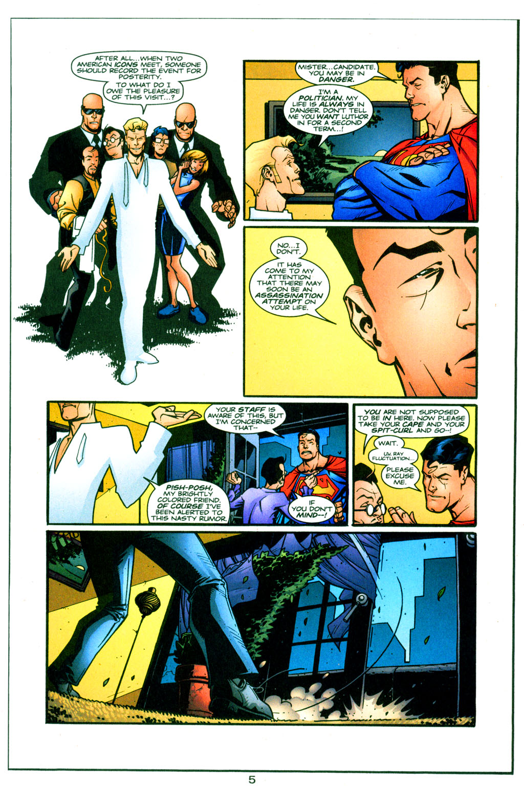 Read online Adventures of Superman (1987) comic -  Issue #620 - 6