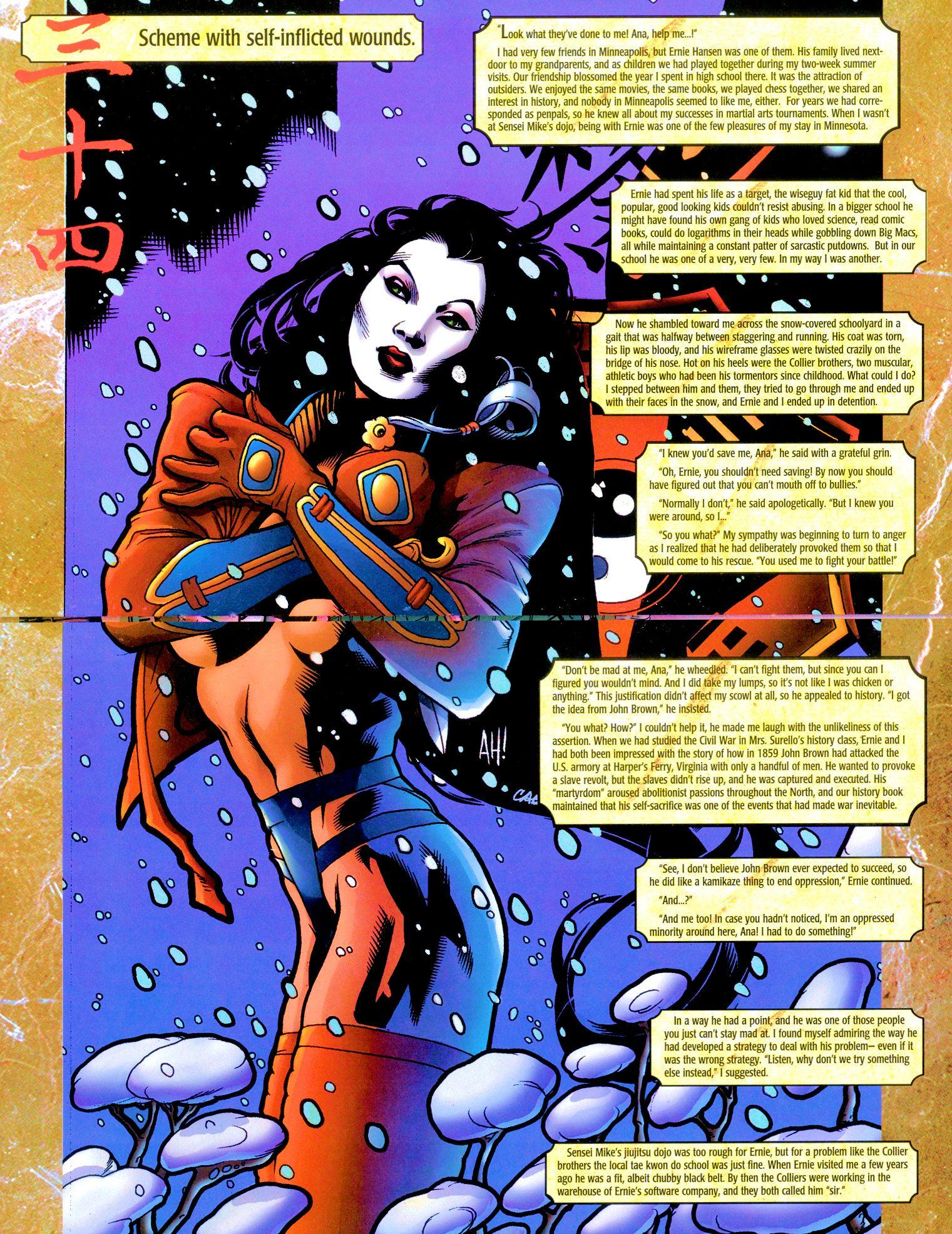 Read online Shi: Senryaku comic -  Issue #3 - 13