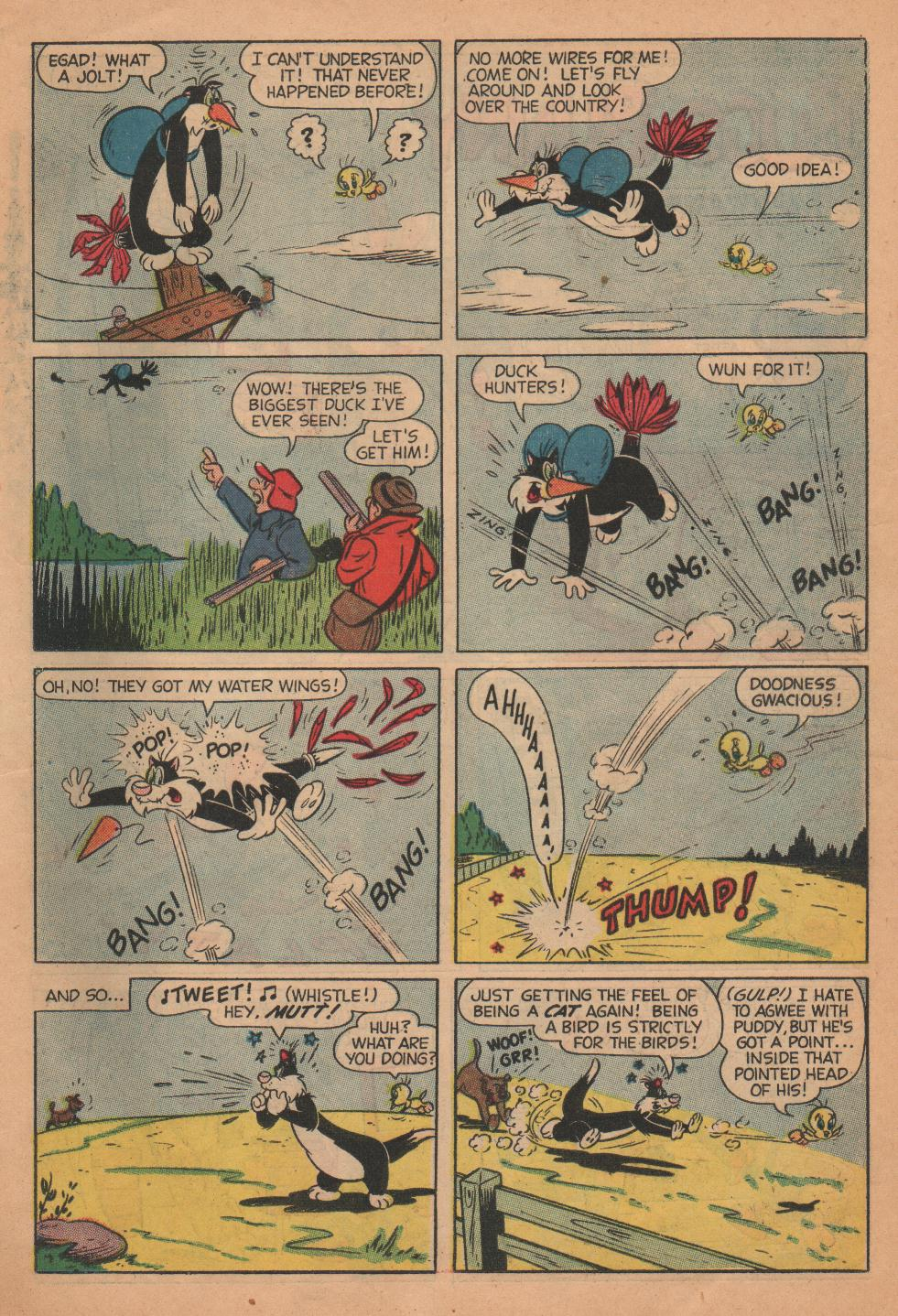 Bugs Bunny (1952) issue 62 - Page 23