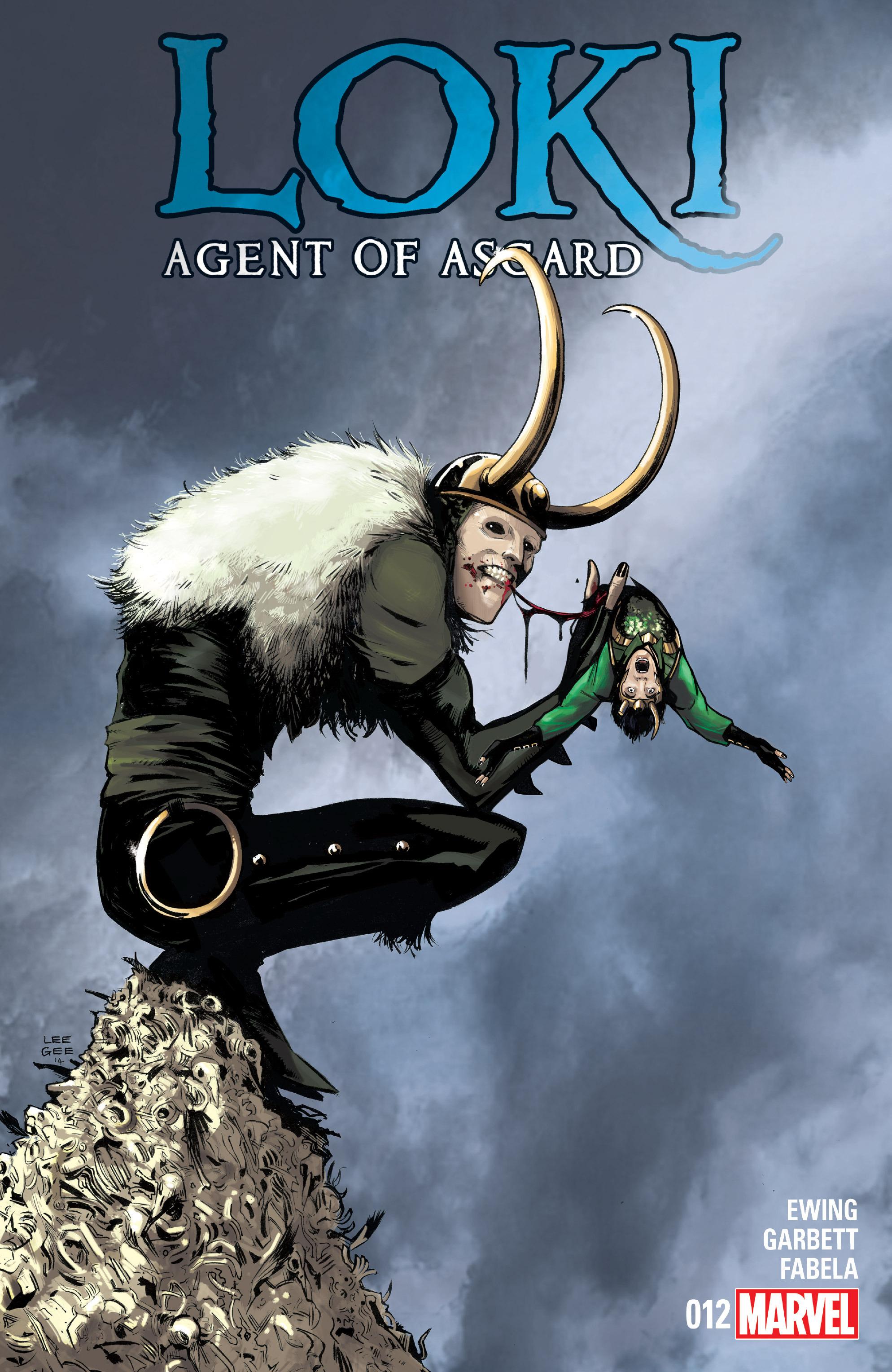 Loki: Agent of Asgard 12 Page 1