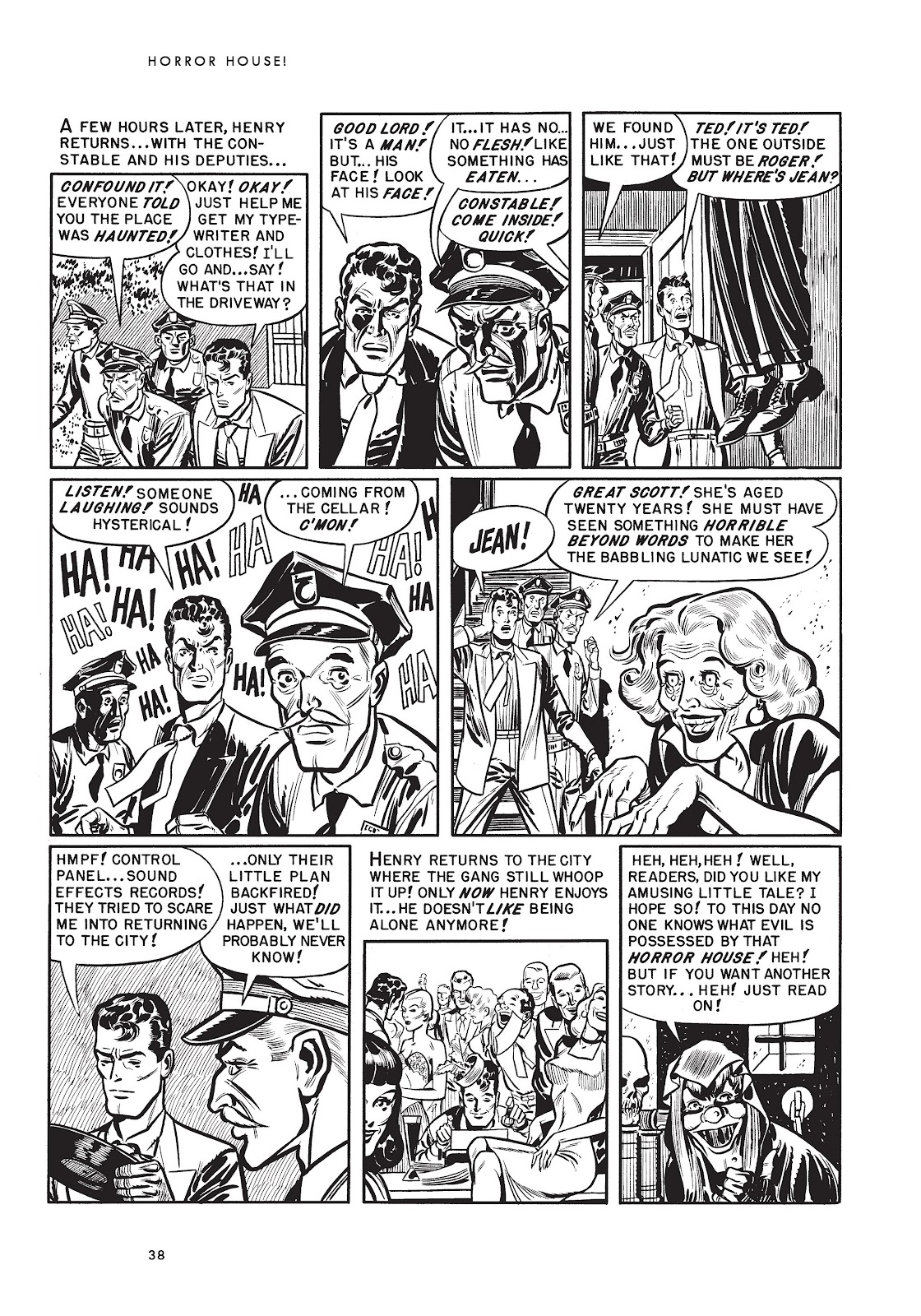 Read online Voodoo Vengeance and Other Stories comic -  Issue # TPB (Part 1) - 55