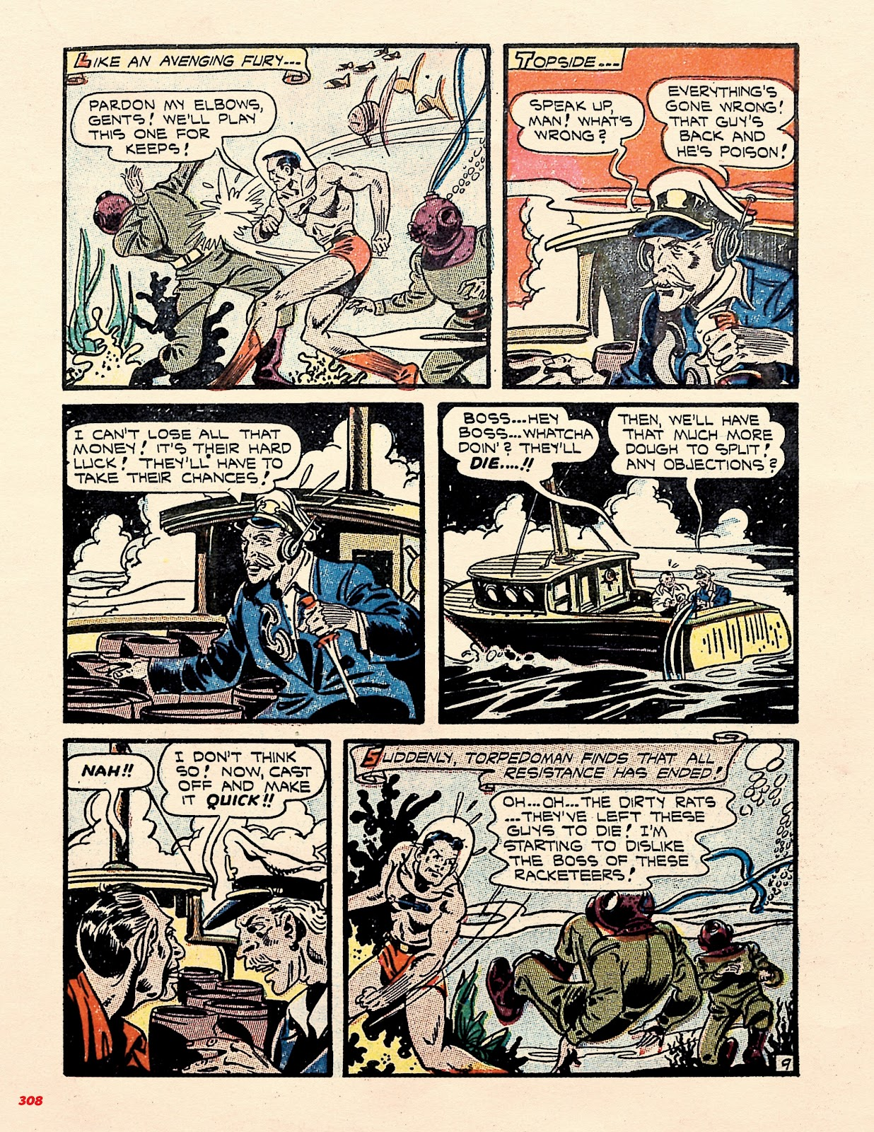 Read online Super Weird Heroes comic -  Issue # TPB 2 (Part 3) - 108