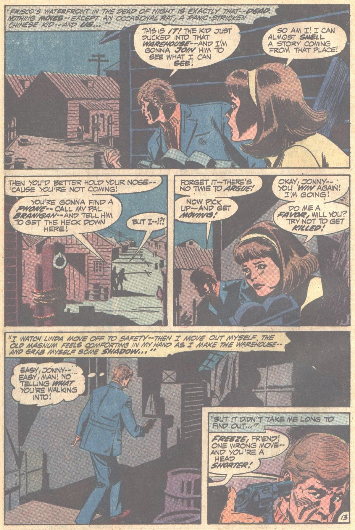 Read online Adventure Comics (1938) comic -  Issue #418 - 16