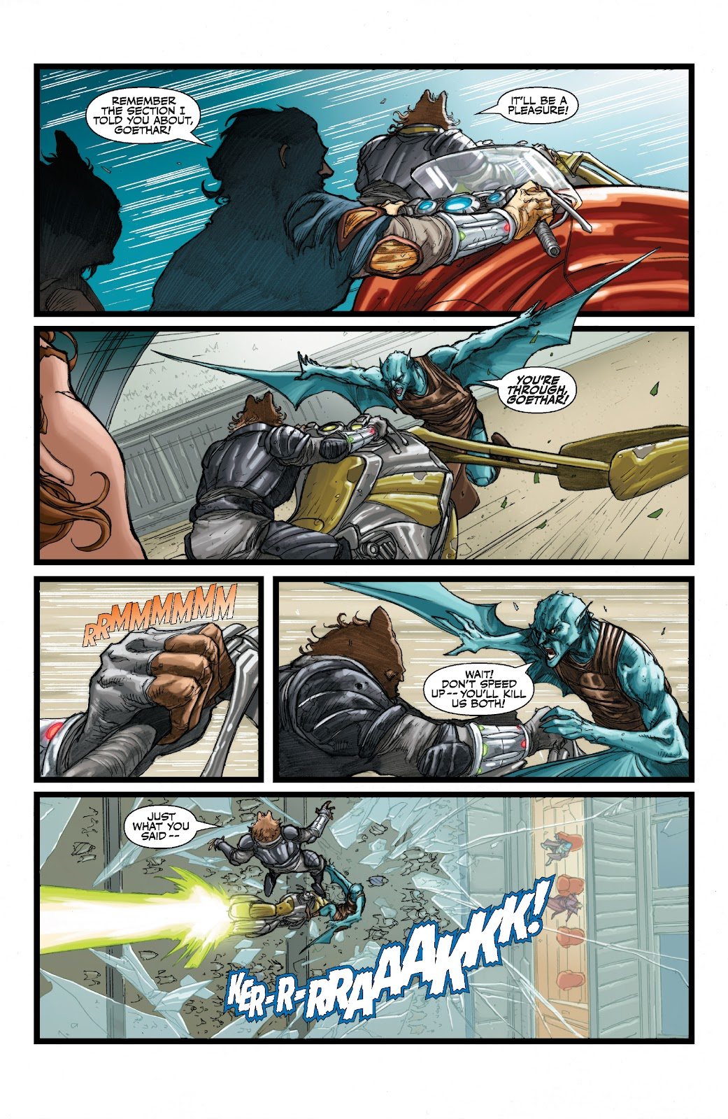 Read online Star Wars Legends: The Old Republic - Epic Collection comic -  Issue # TPB 3 (Part 1) - 88