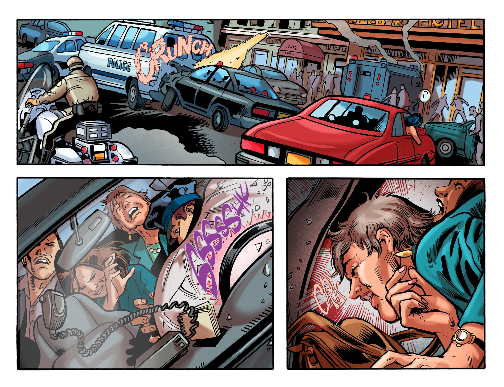 Read online Sensation Comics Featuring Wonder Woman comic -  Issue #41 - 6
