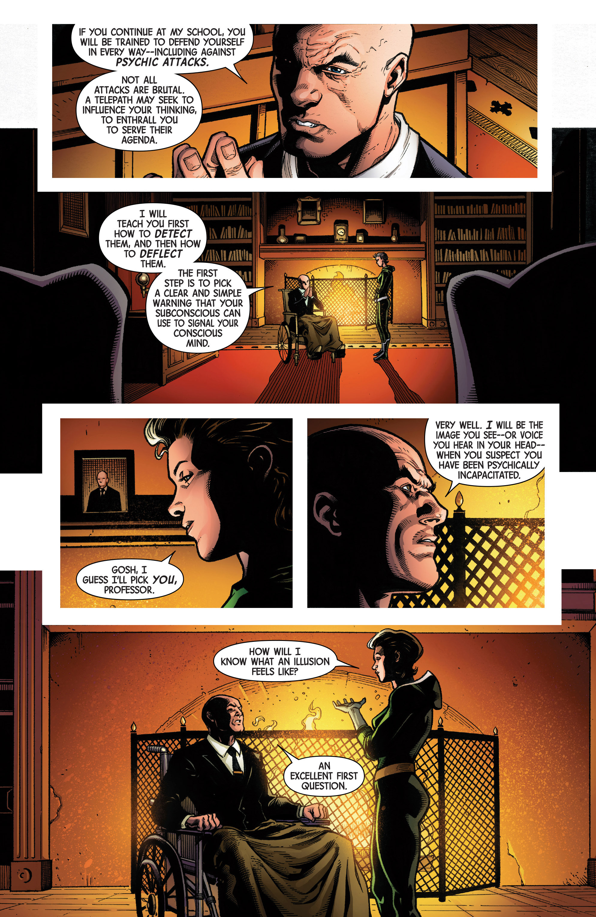 Read online Uncanny Avengers [II] comic -  Issue #8 - 6
