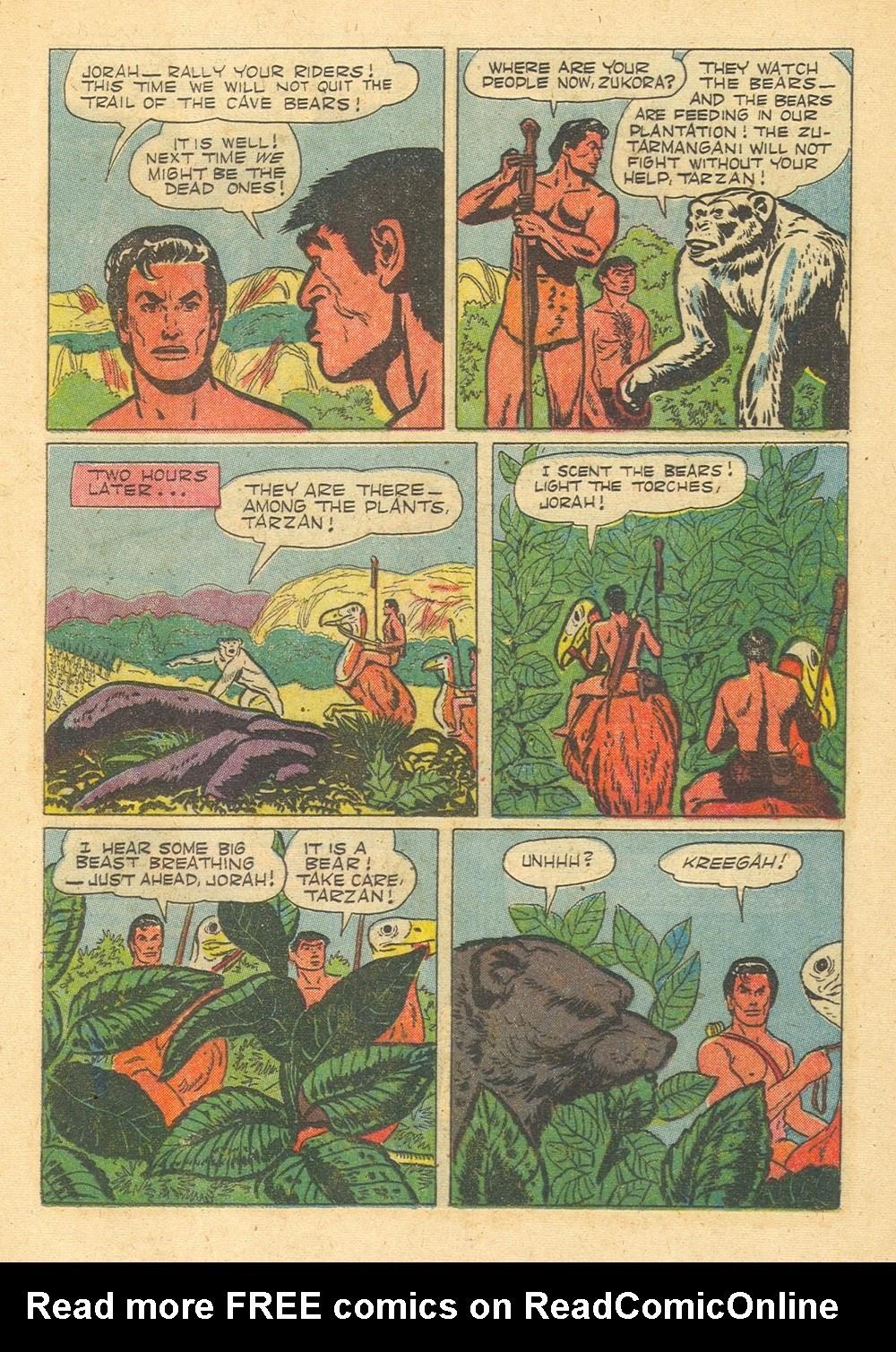 Tarzan (1948) issue 65 - Page 13