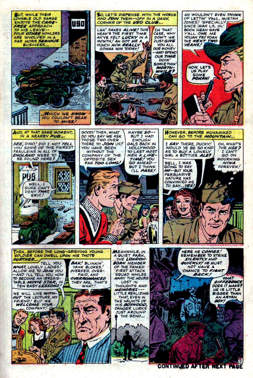 Read online Sgt. Fury comic -  Issue #47 - 7