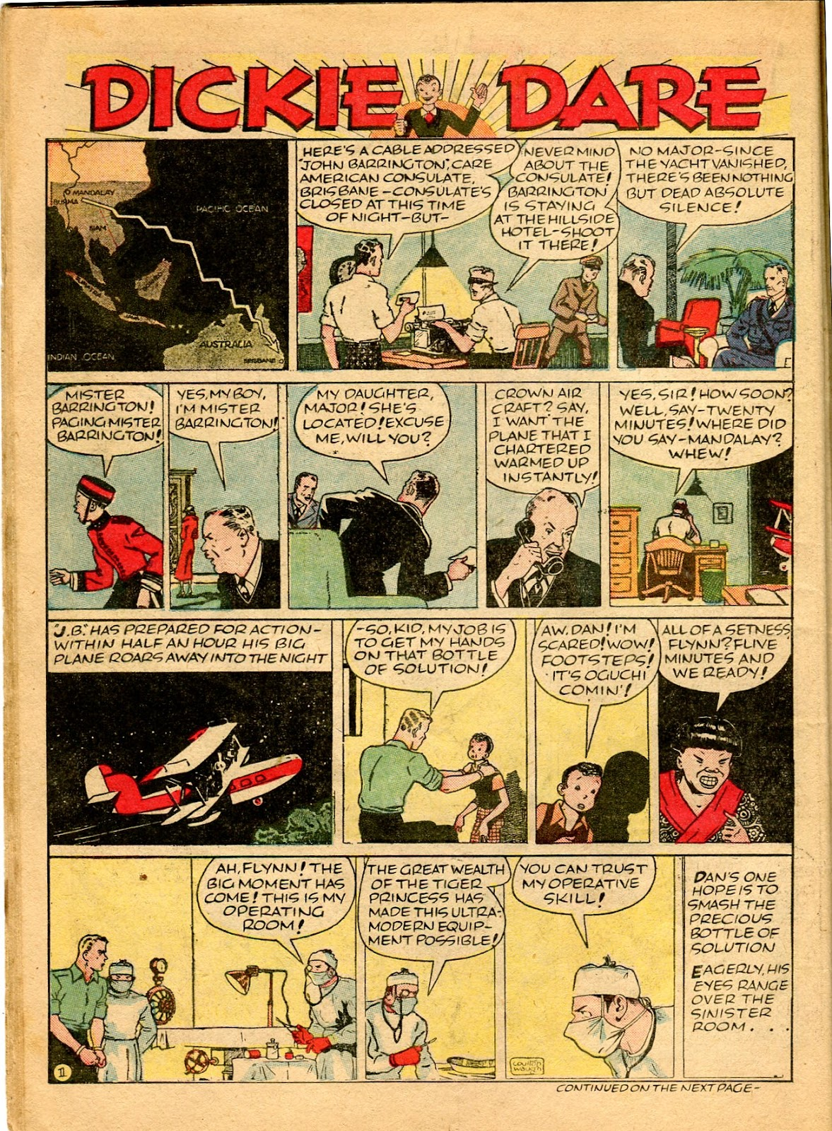 Read online Famous Funnies comic -  Issue #49 - 26