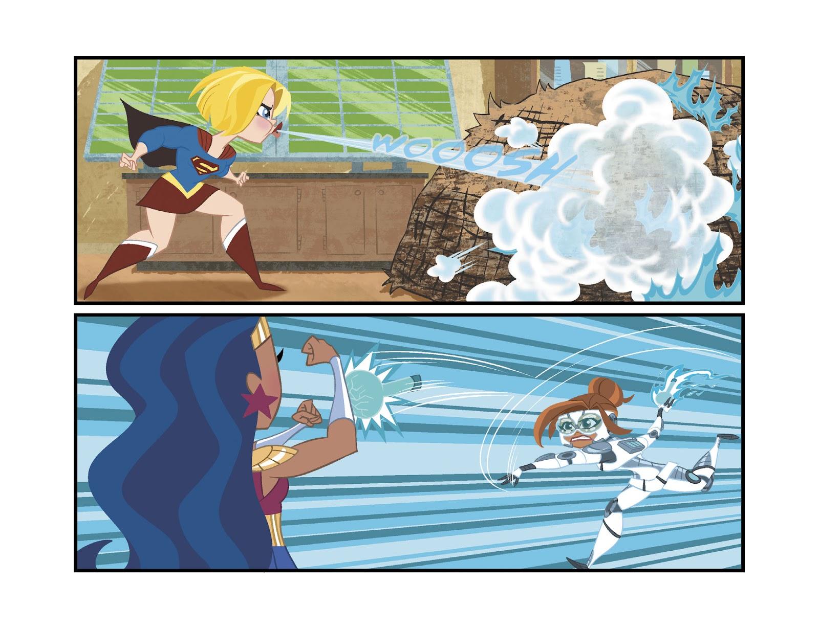 Read online DC Super Hero Girls: Weird Science comic -  Issue #13 - 18