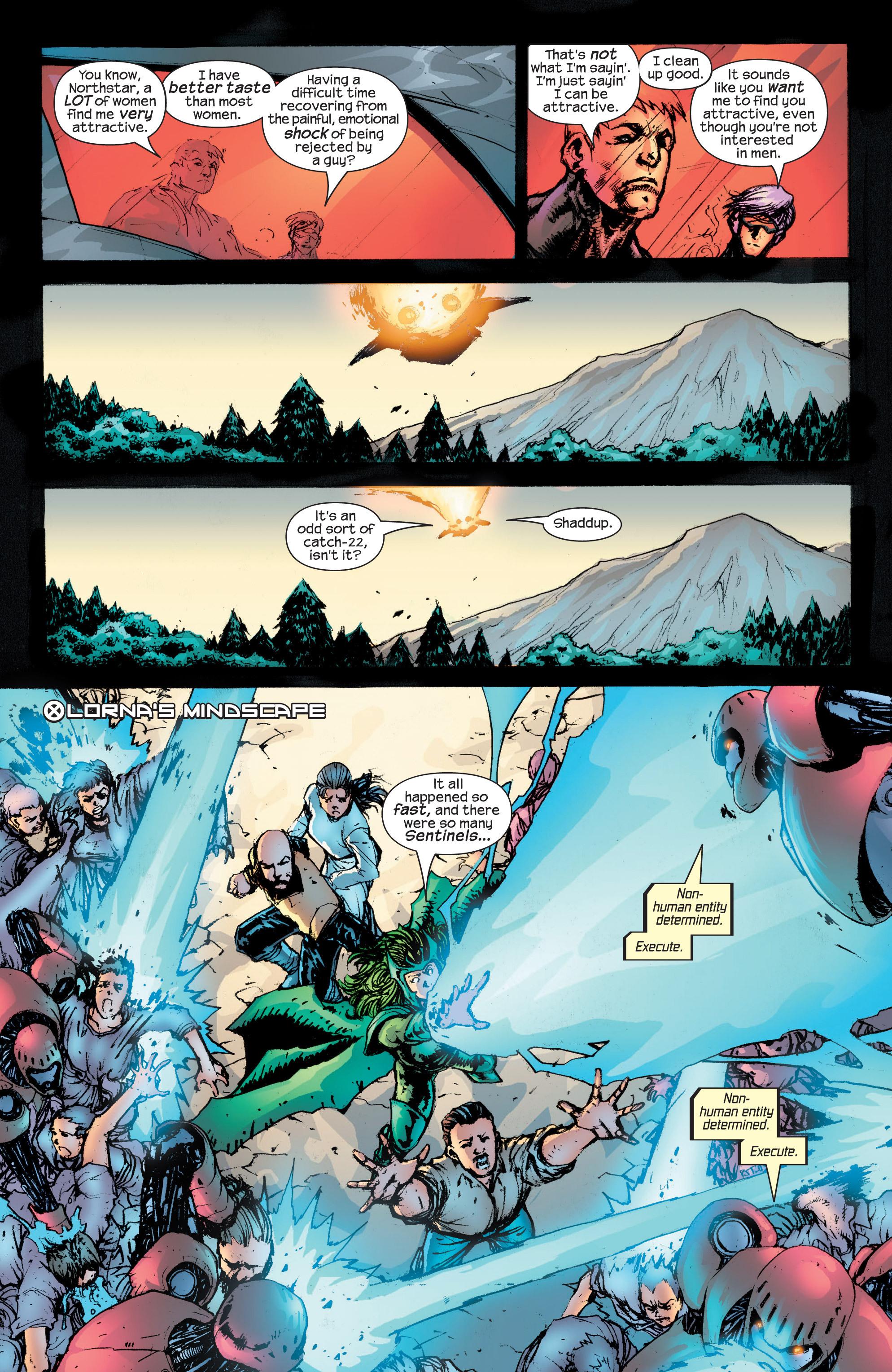 Read online Uncanny X-Men (1963) comic -  Issue #431 - 14