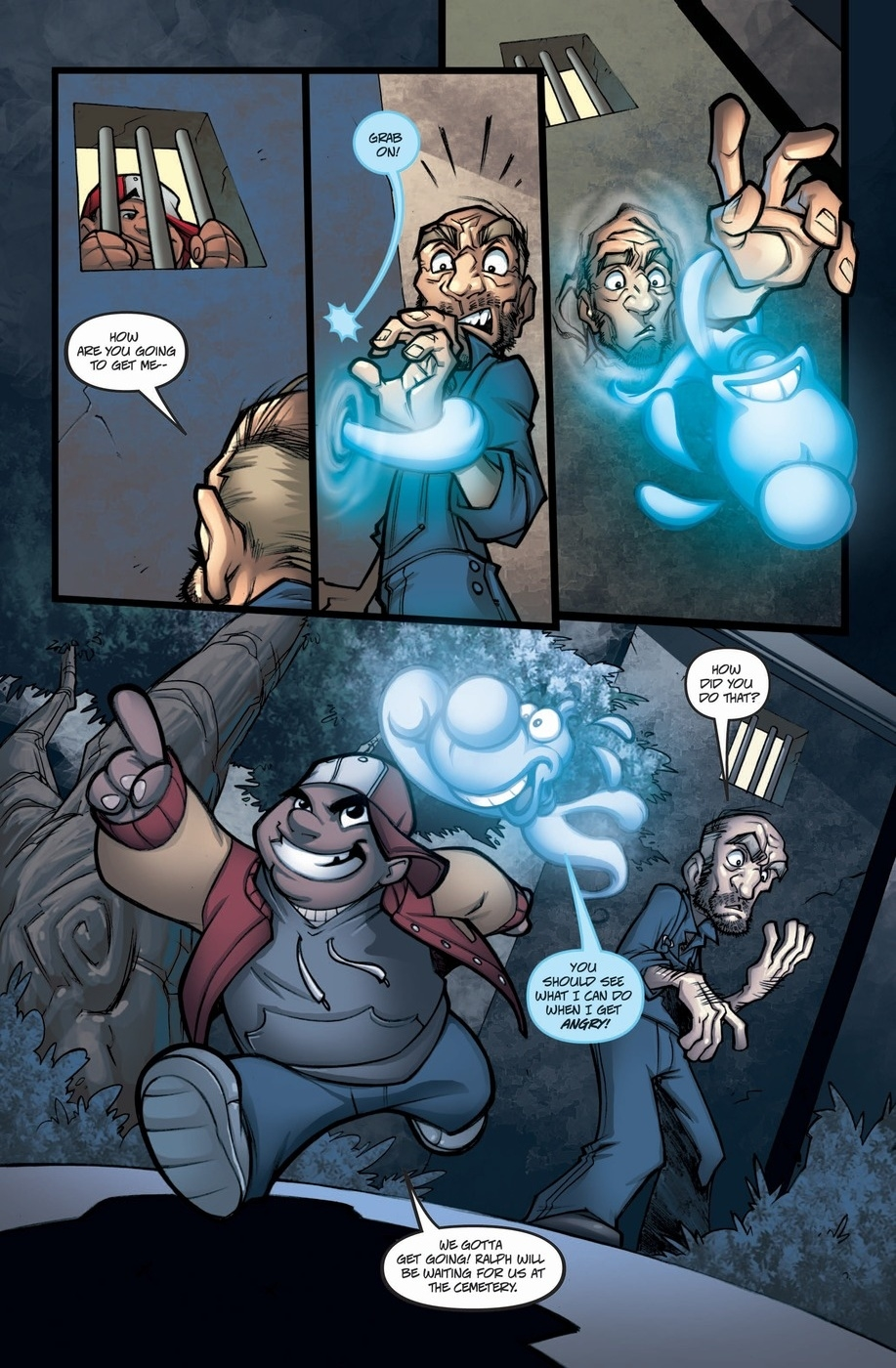Read online Ralph Filmore comic -  Issue # Full - 37