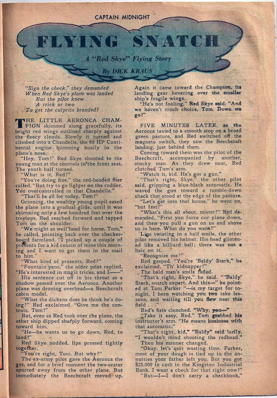 Captain Midnight (1942) issue 59 - Page 22