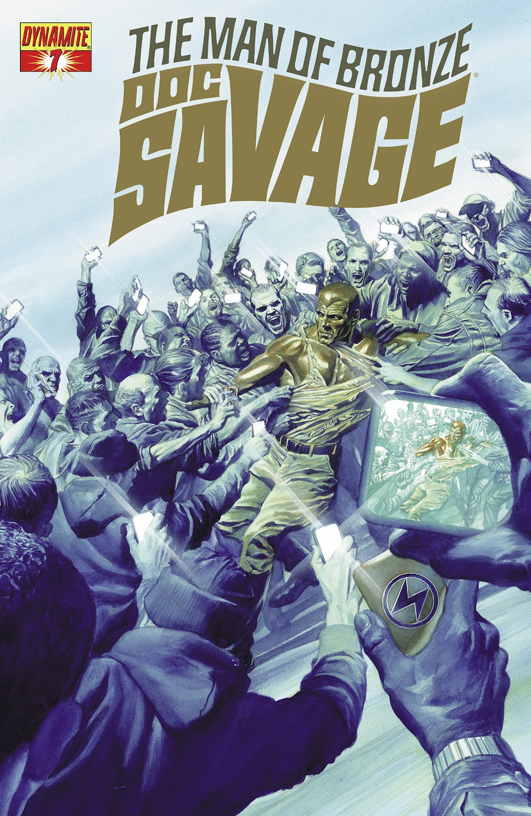 Doc Savage (2013) issue 7 - Page 1
