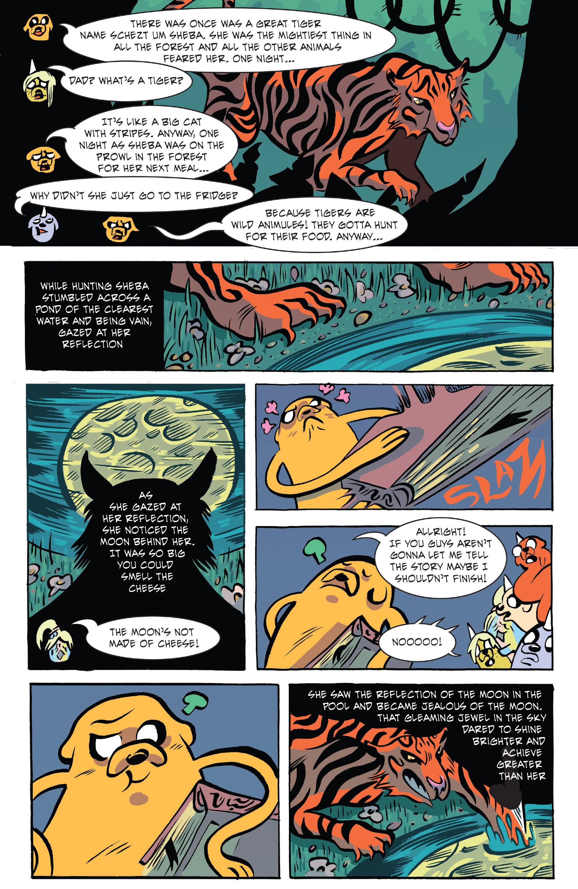 Adventure Time 44 Page 21