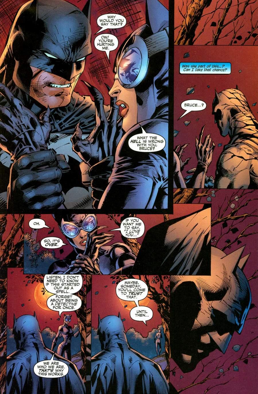 Read online Batman: Hush comic -  Issue #12 - 23