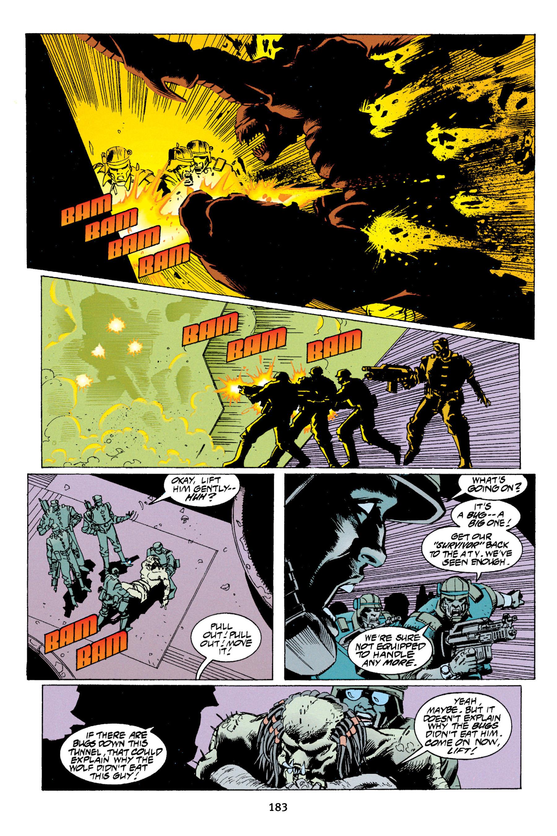 Read online Aliens vs. Predator Omnibus comic -  Issue # _TPB 1 Part 2 - 81