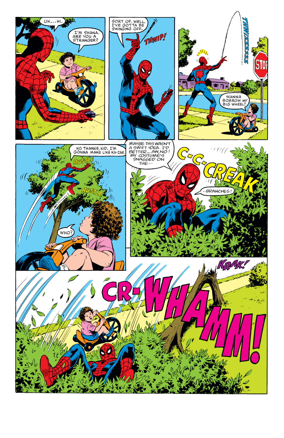The Amazing Spider-Man (1963) 267 Page 10