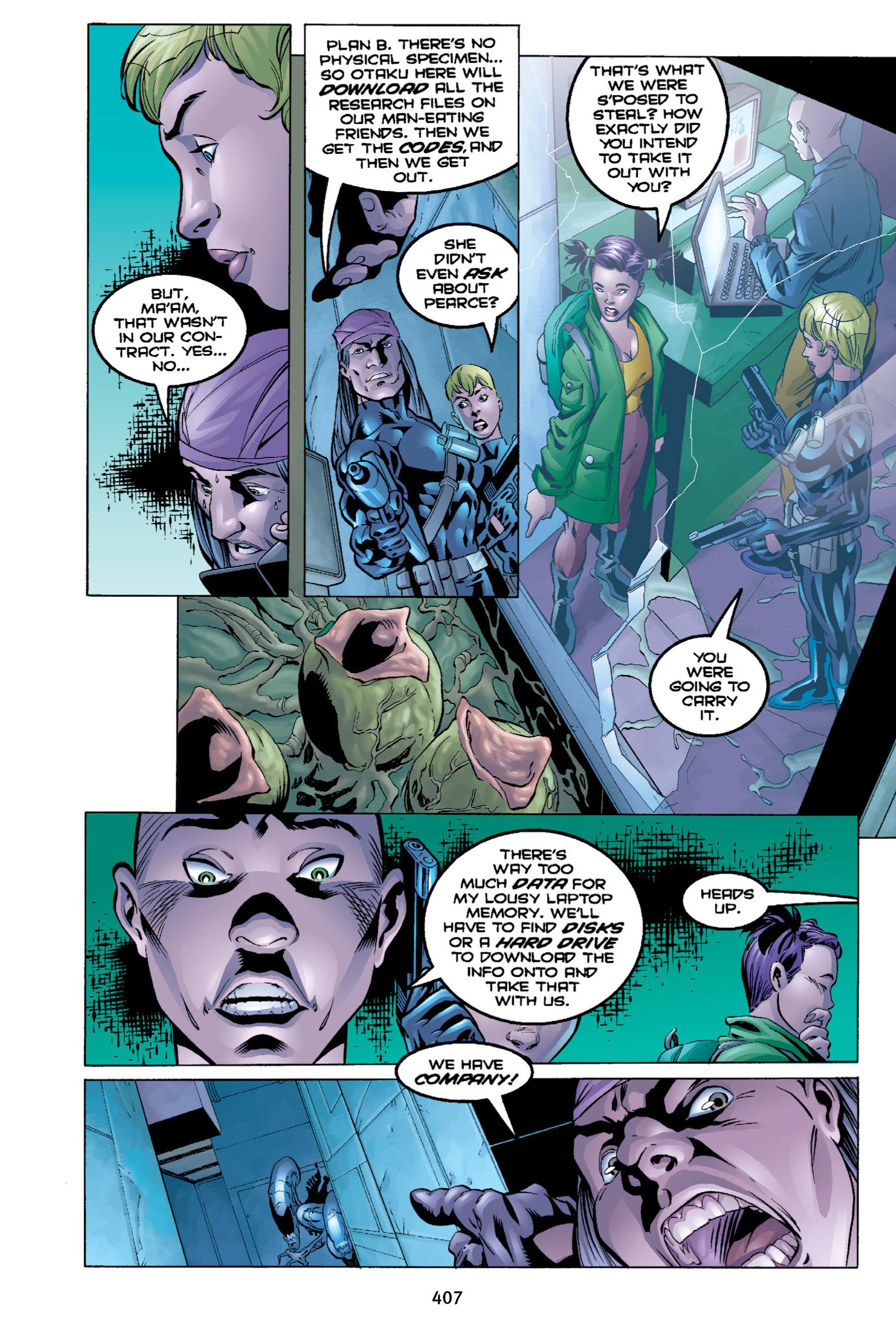 Read online Aliens vs. Predator Omnibus comic -  Issue # _TPB 2 Part 4 - 71