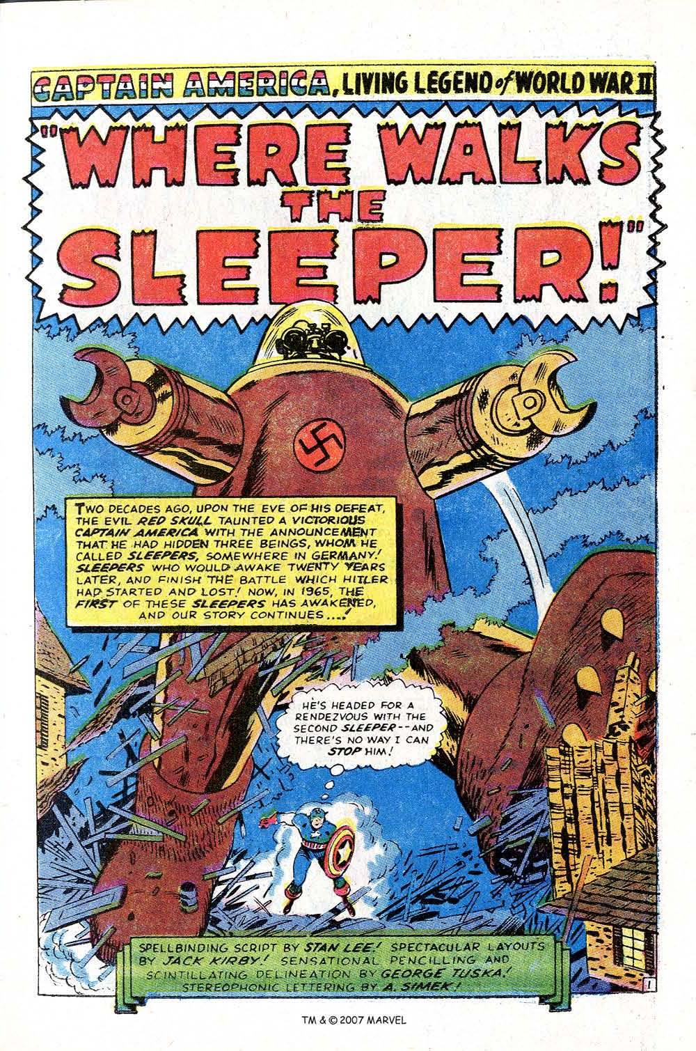 Read online Captain America (1968) comic -  Issue # _Annual 2 - 15