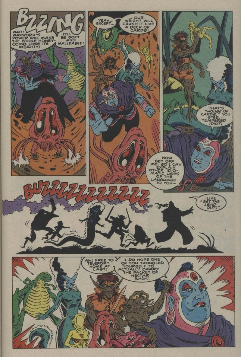 Excalibur (1988) issue Annual 1 - Page 49