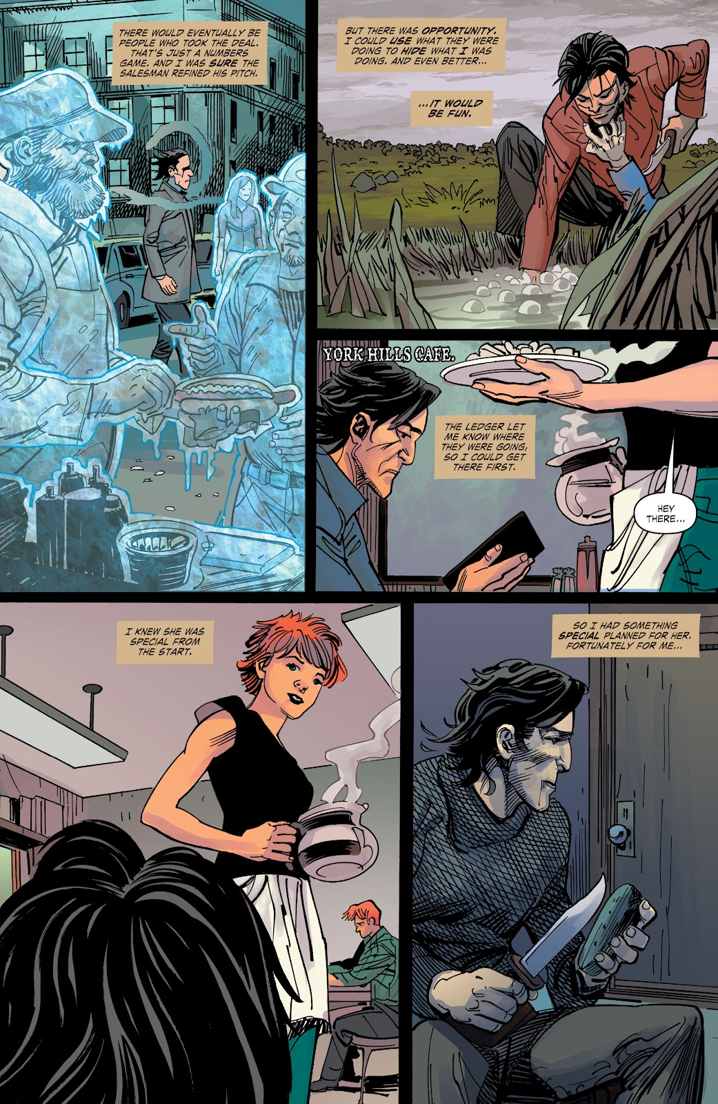 Read online The Curse of Brimstone: Ashes comic -  Issue # TPB (Part 2) - 7