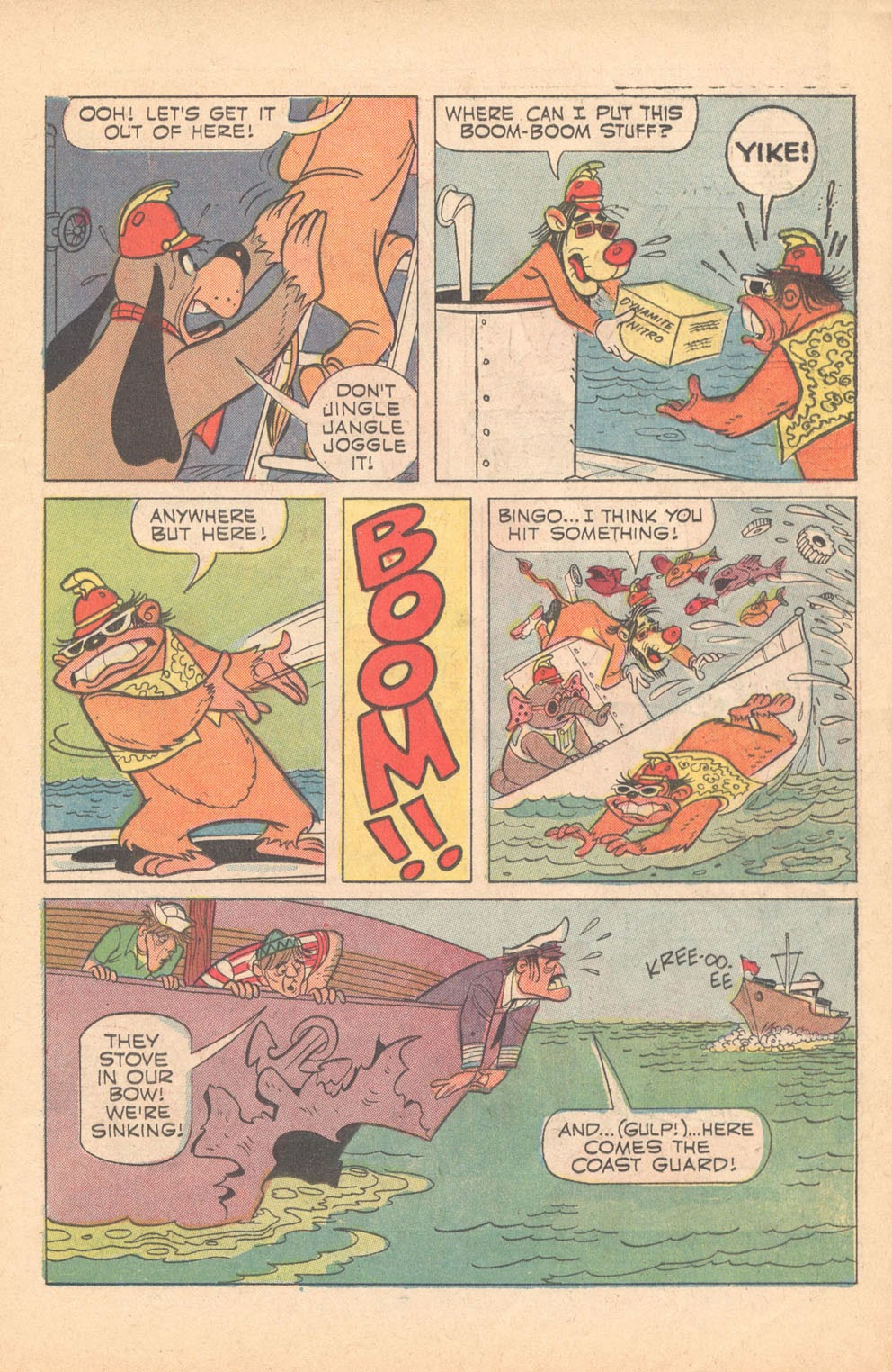Banana Splits issue 2 - Page 15