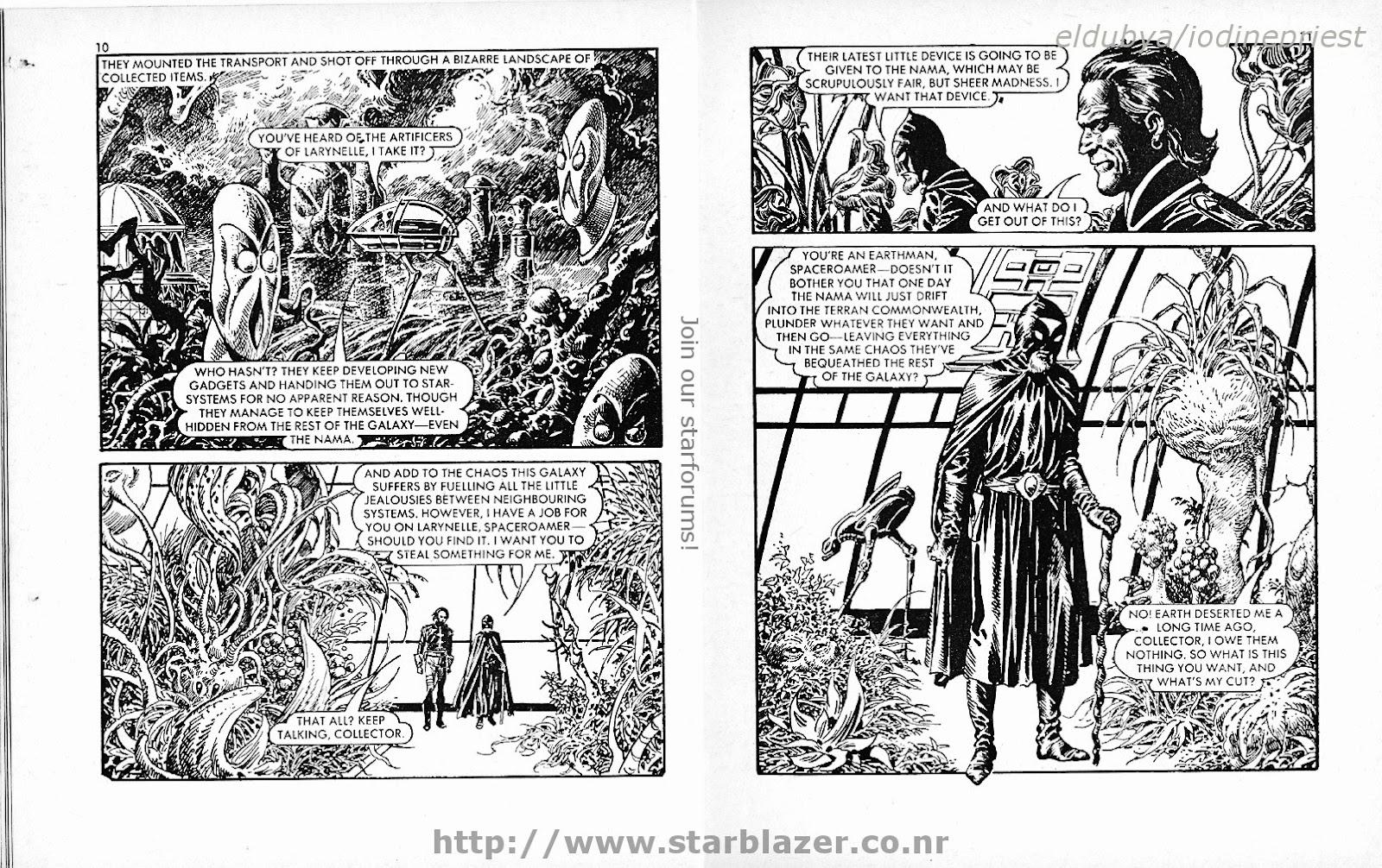 Starblazer issue 141 - Page 7