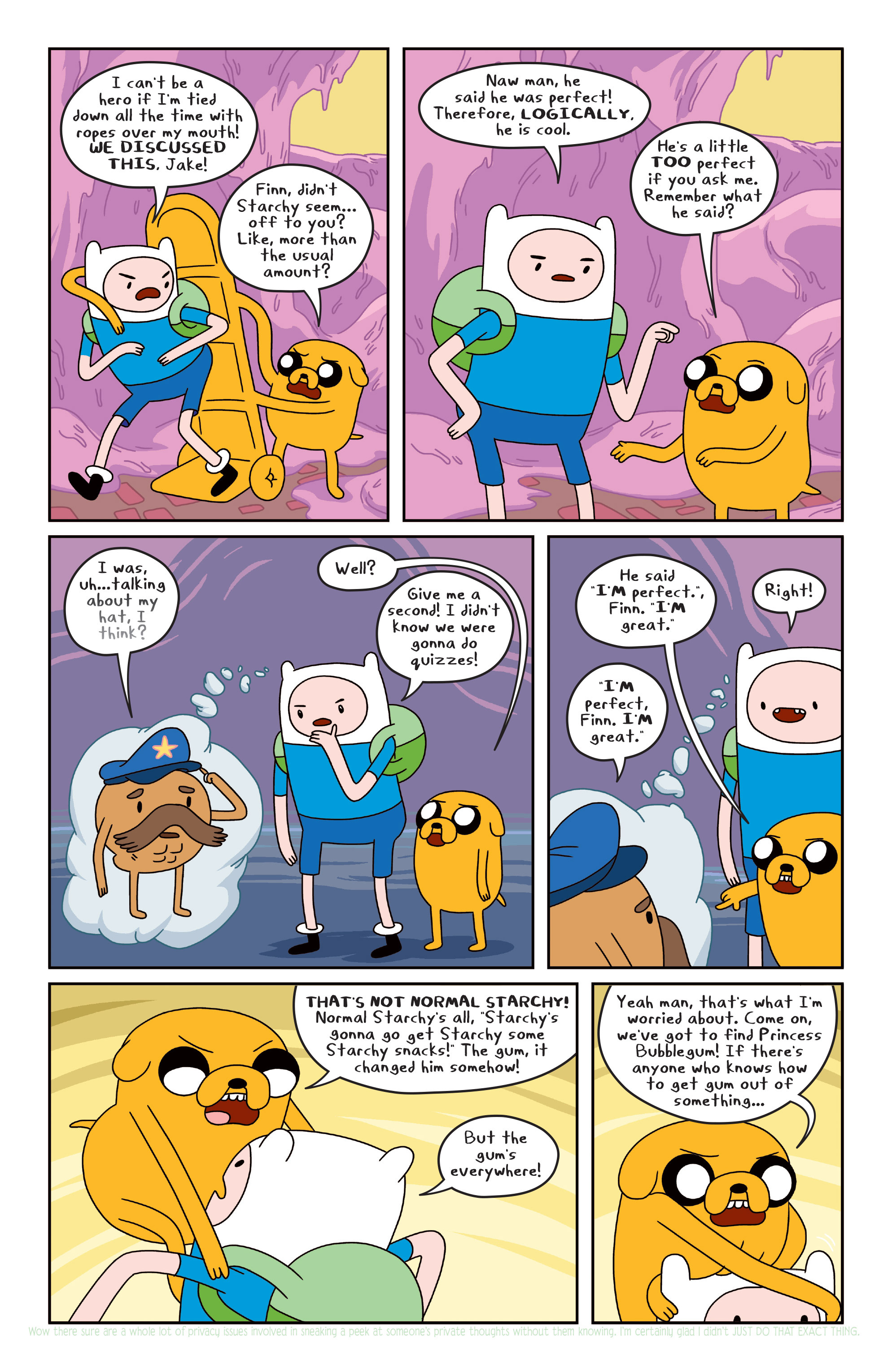 Read online Adventure Time comic -  Issue #Adventure Time _TPB 5 - 47