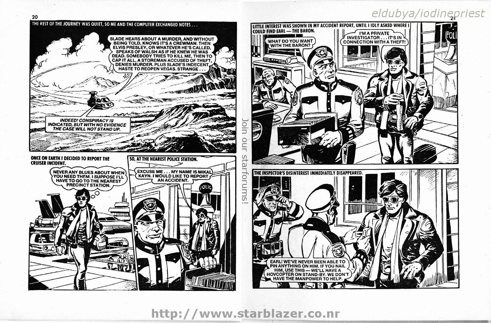Starblazer issue 173 - Page 12
