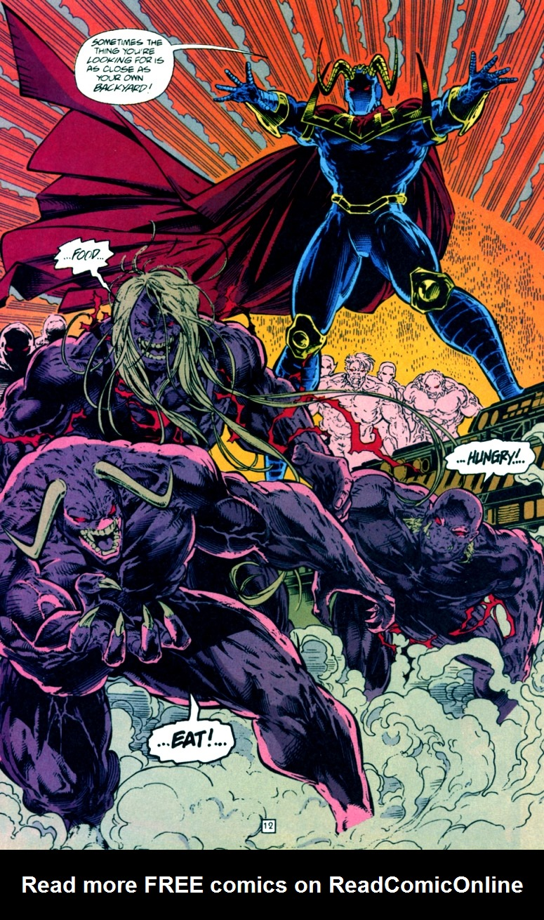 Read online Gunfire comic -  Issue #12 - 16