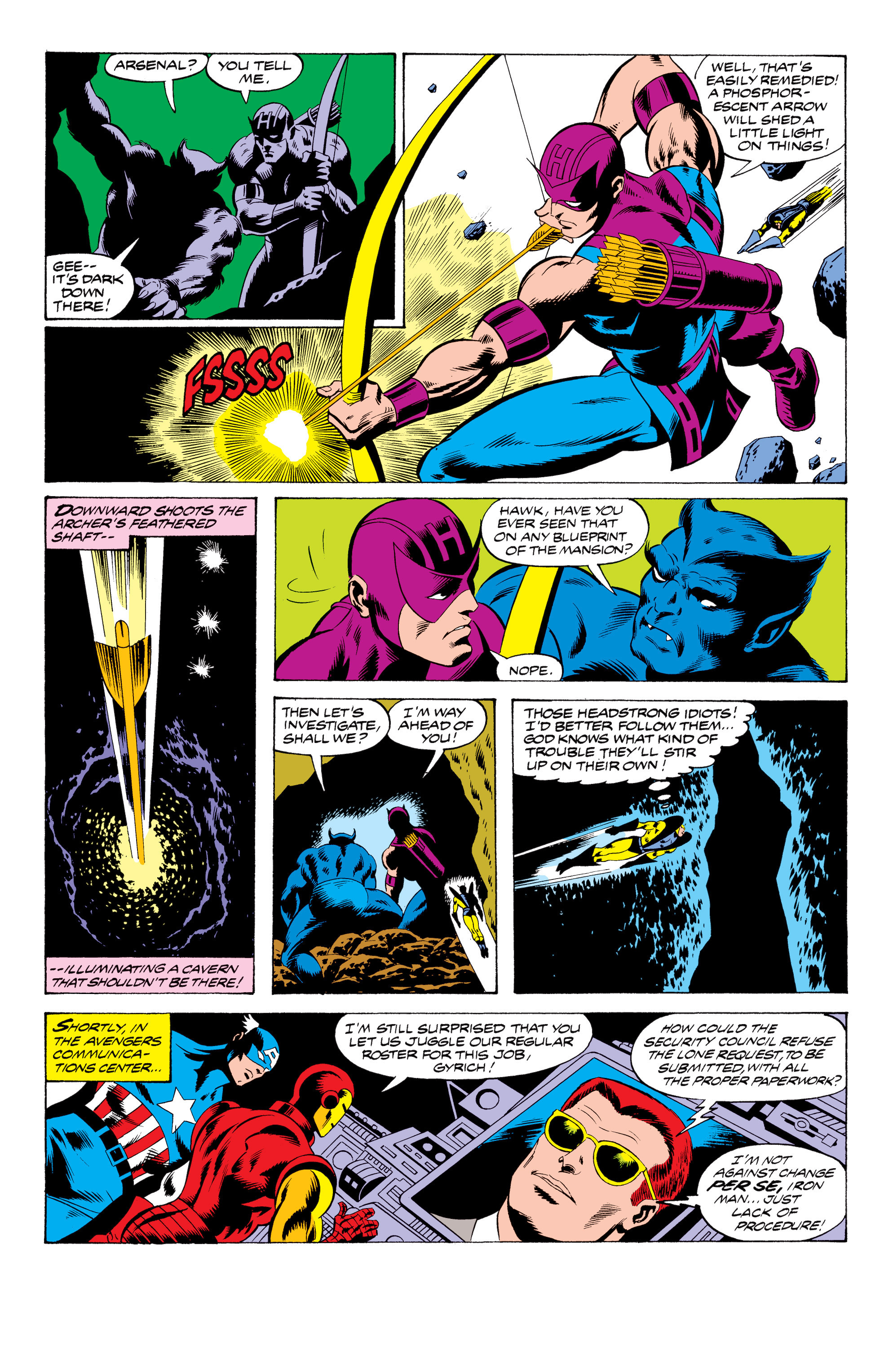 The Avengers (1963) _Annual_9 Page 8