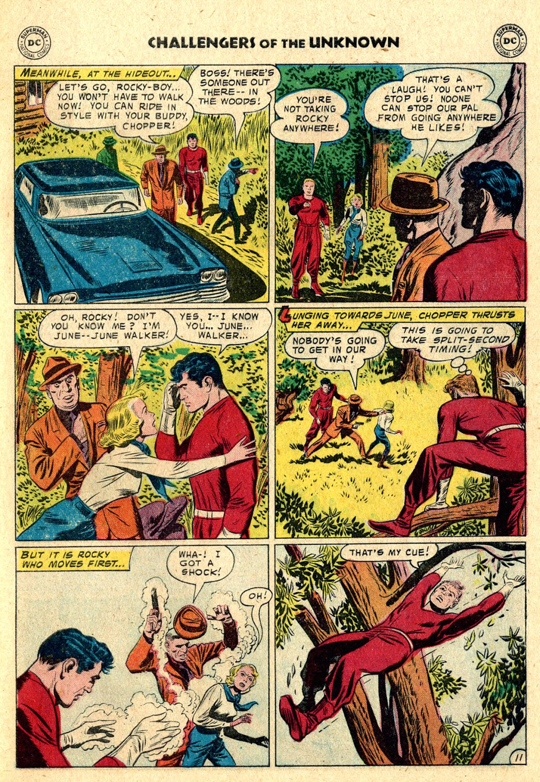 Challengers of the Unknown (1958) issue 3 - Page 29