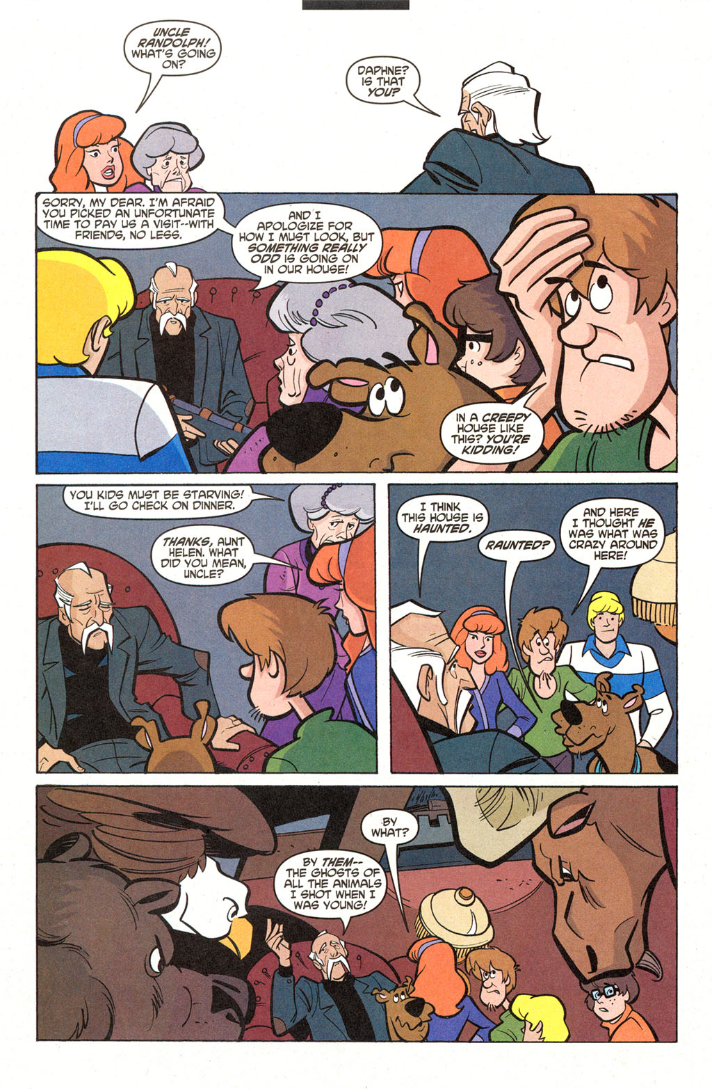 Read online Scooby-Doo (1997) comic -  Issue #96 - 15