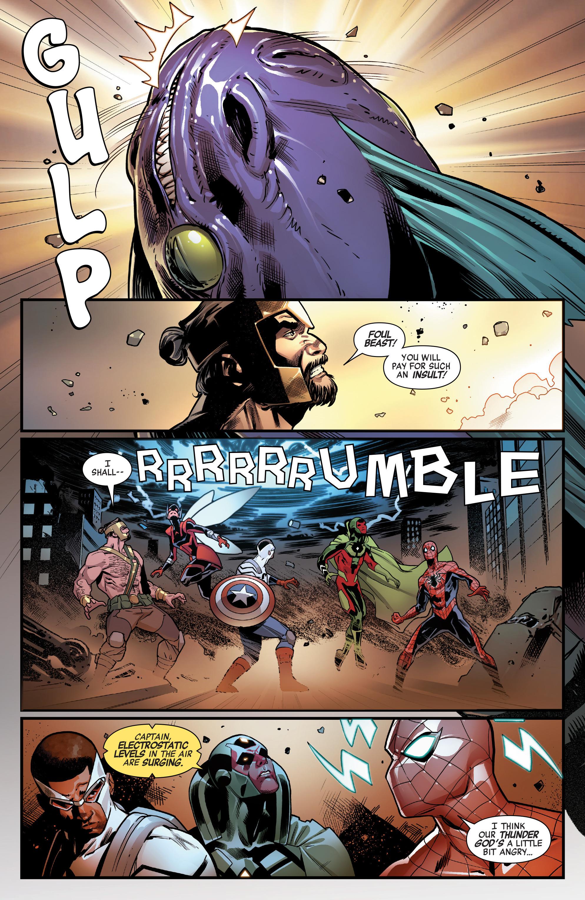 Read online Avengers (2016) comic -  Issue #1.MU - 27