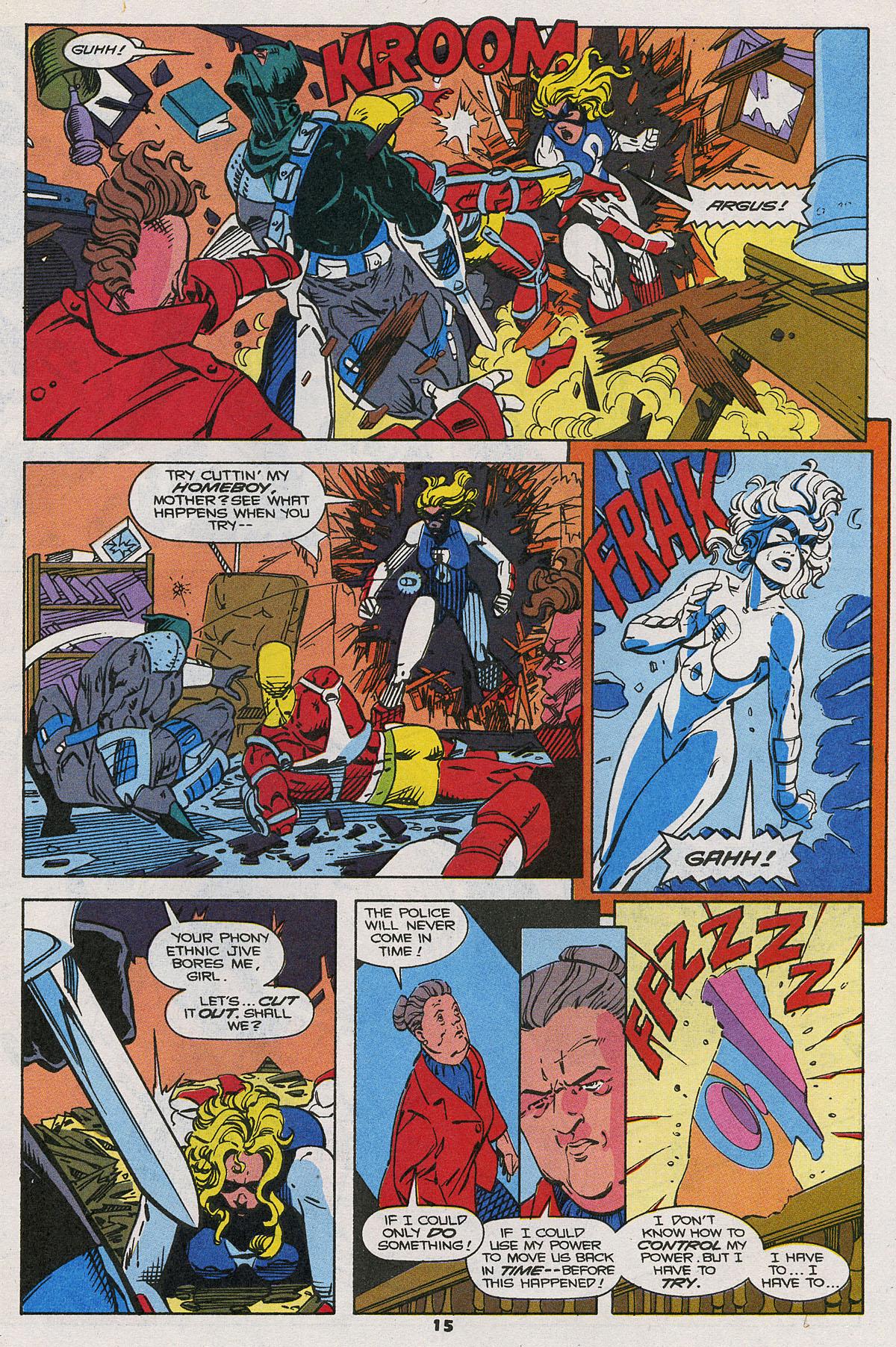 Read online Wonder Man (1991) comic -  Issue #20 - 13