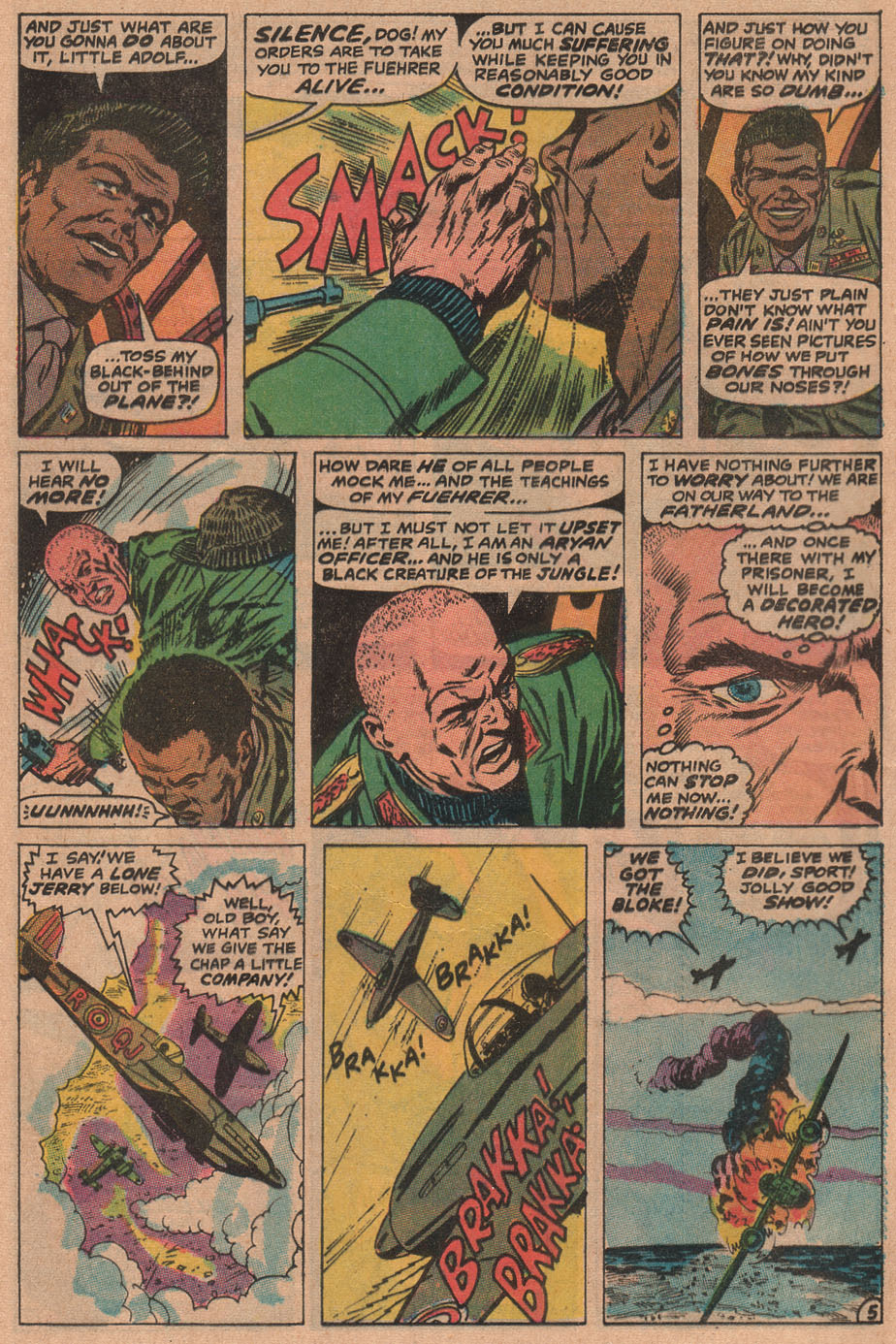 Read online Sgt. Fury comic -  Issue #90 - 8