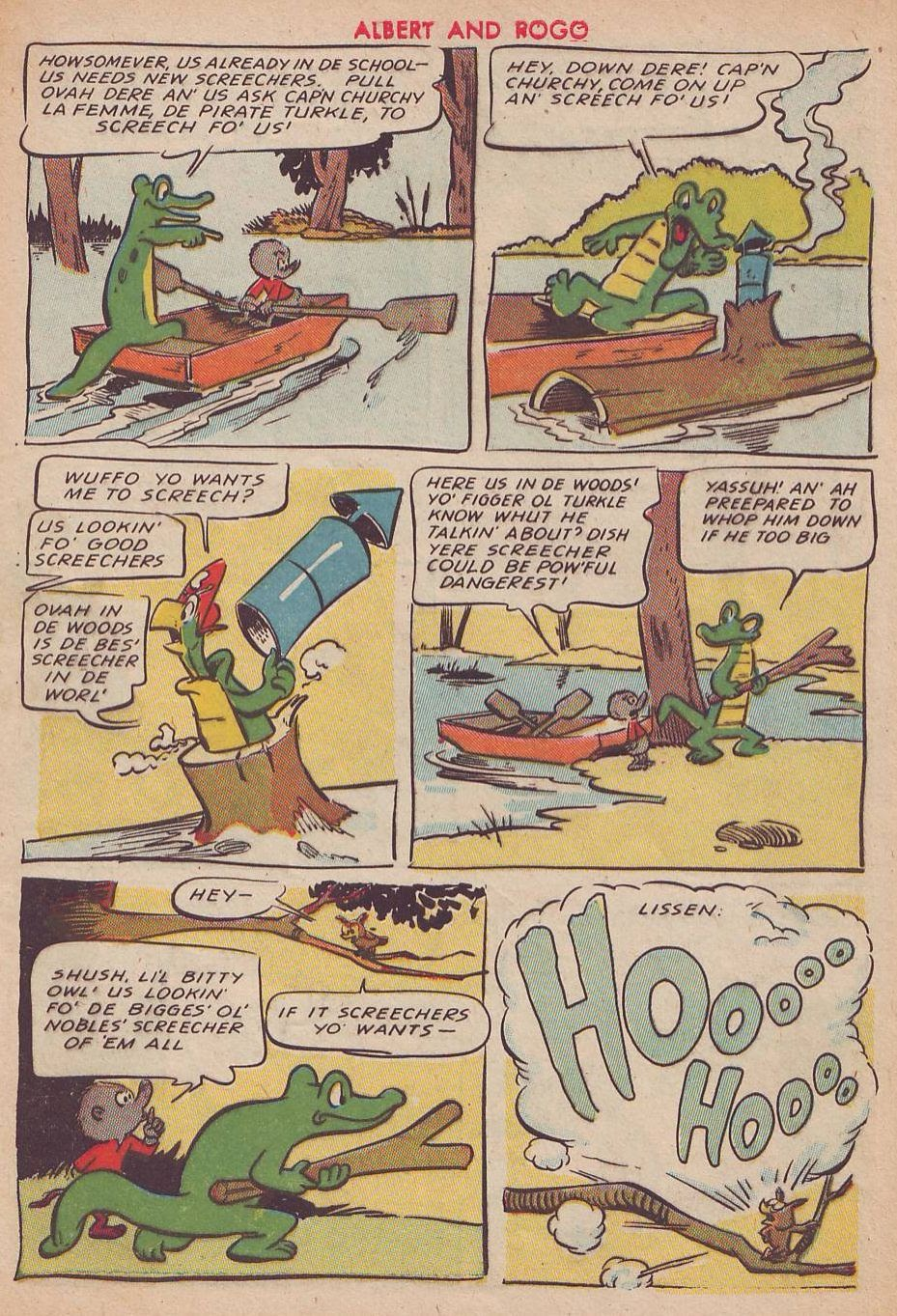 Read online Animal Comics comic -  Issue #25 - 11