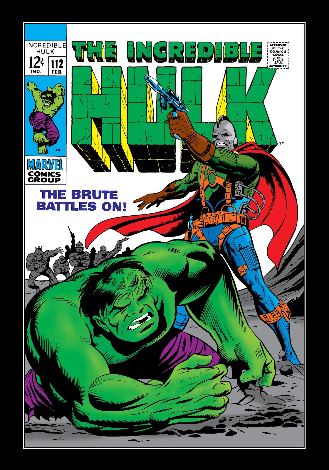 Read online Marvel Masterworks: The Incredible Hulk comic -  Issue # TPB 5 (Part 1) - 27