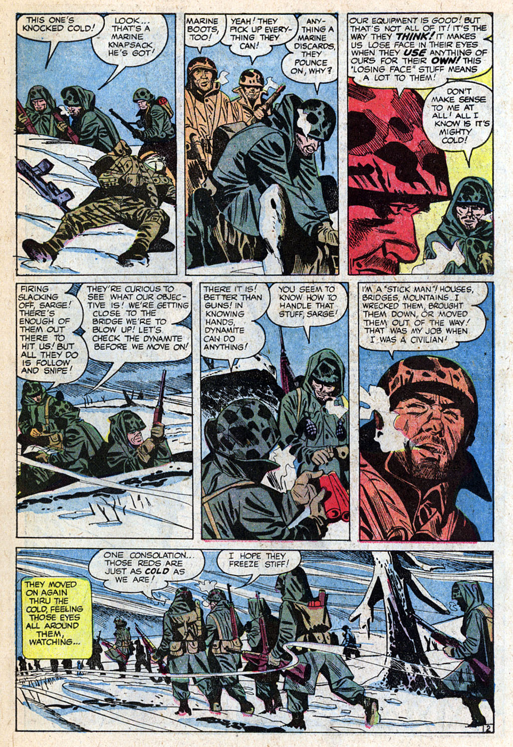 Marines in Action issue 8 - Page 11