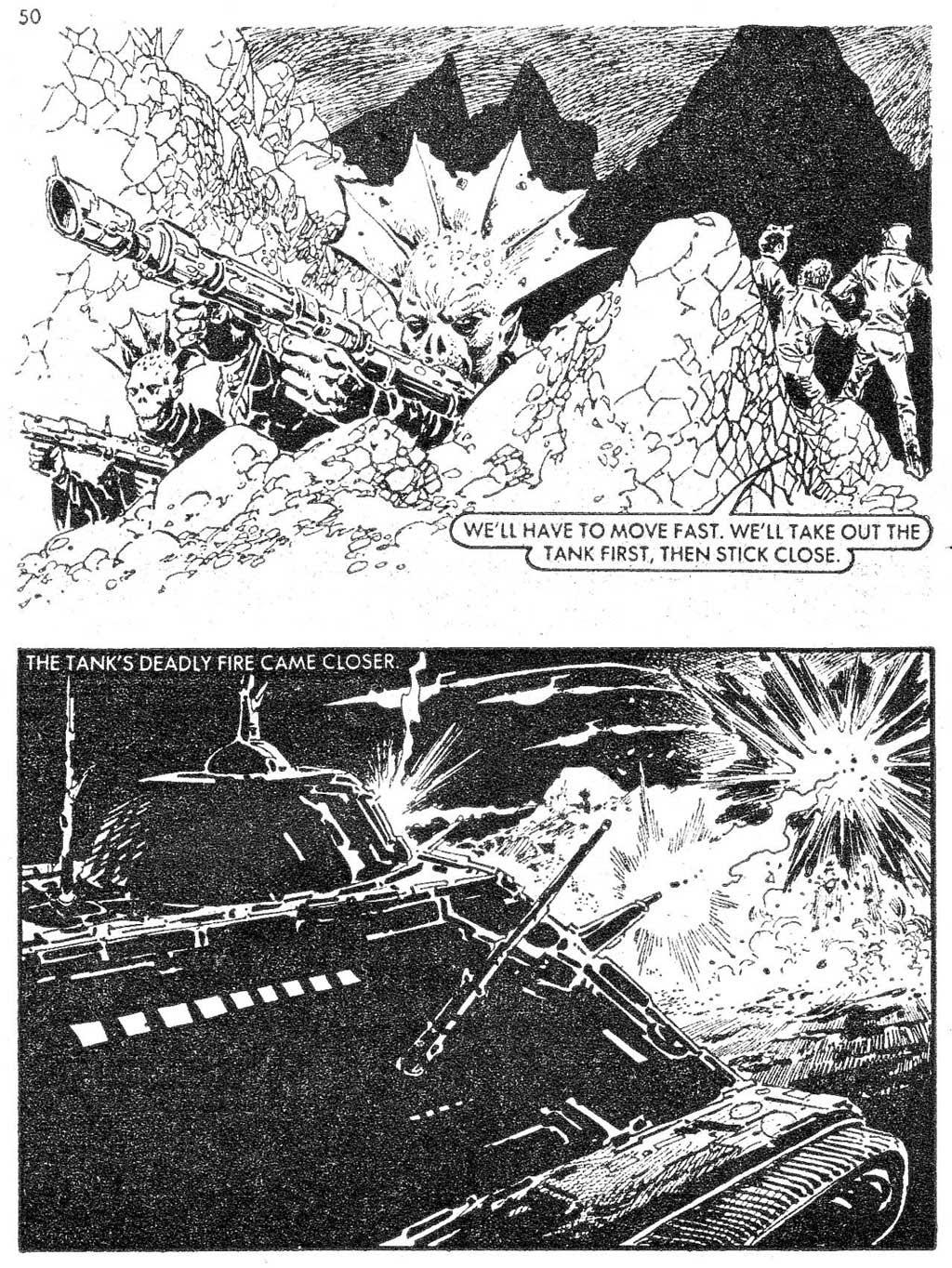 Starblazer issue 16 - Page 50