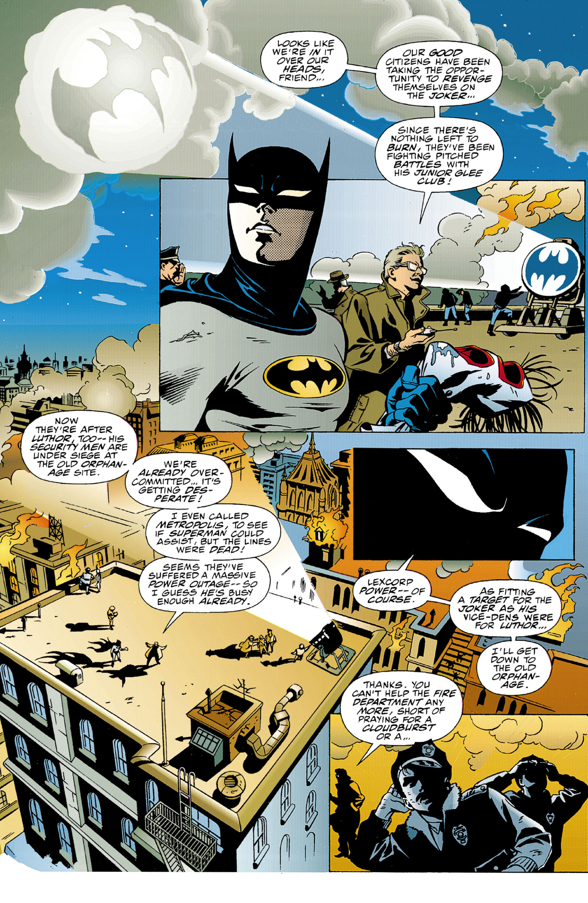Read online World's Finest (1990) comic -  Issue #3 - 14