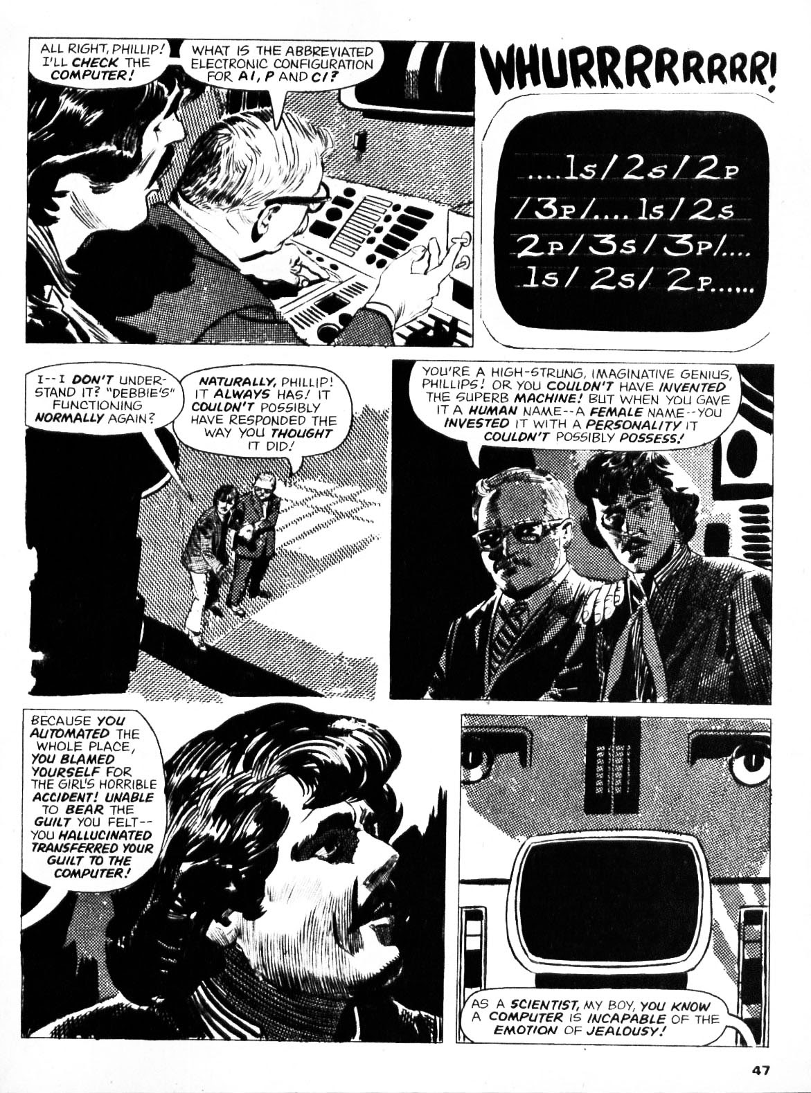Nightmare (1970) issue 21 - Page 46