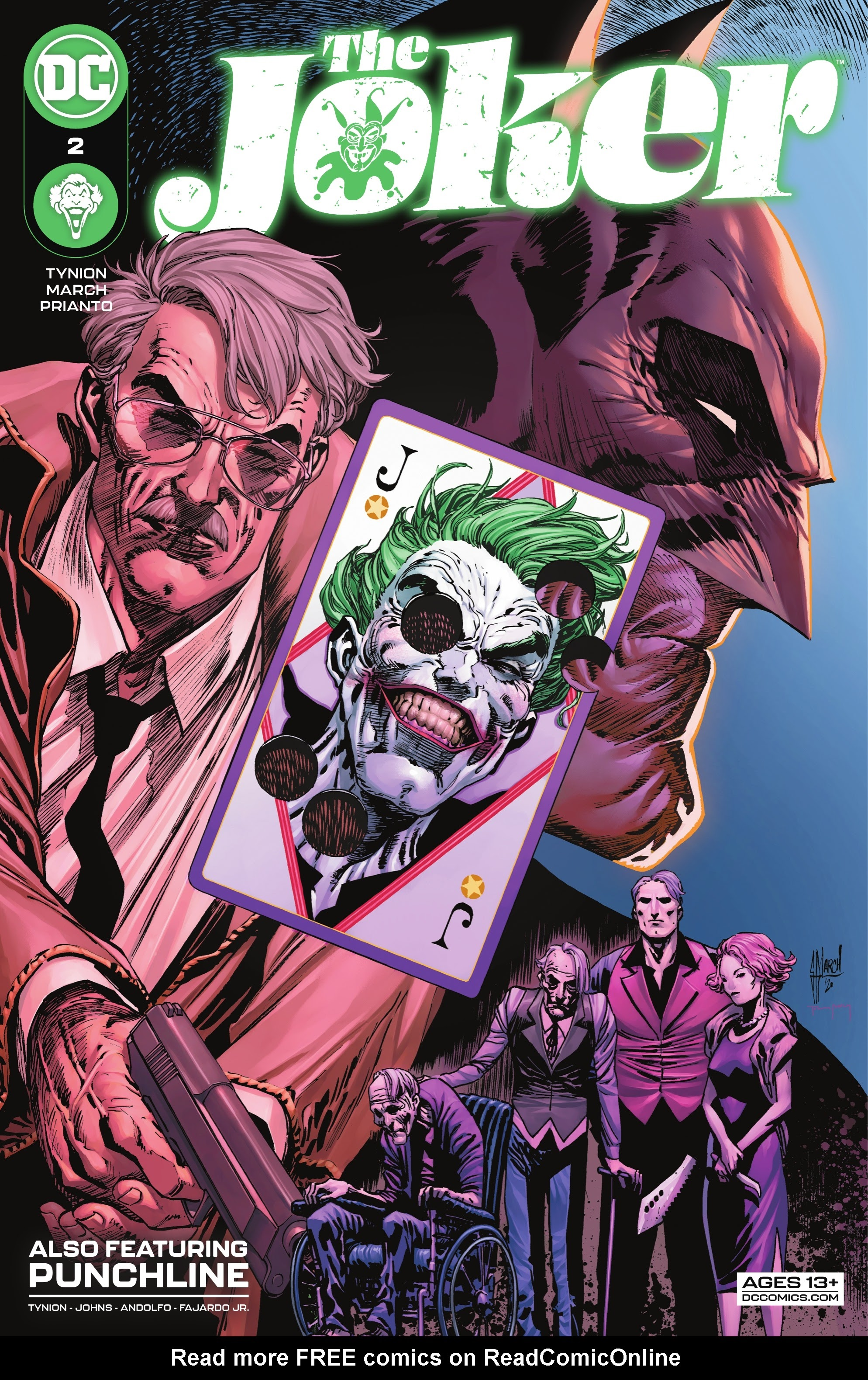 The Joker (2021)  2 Page 1