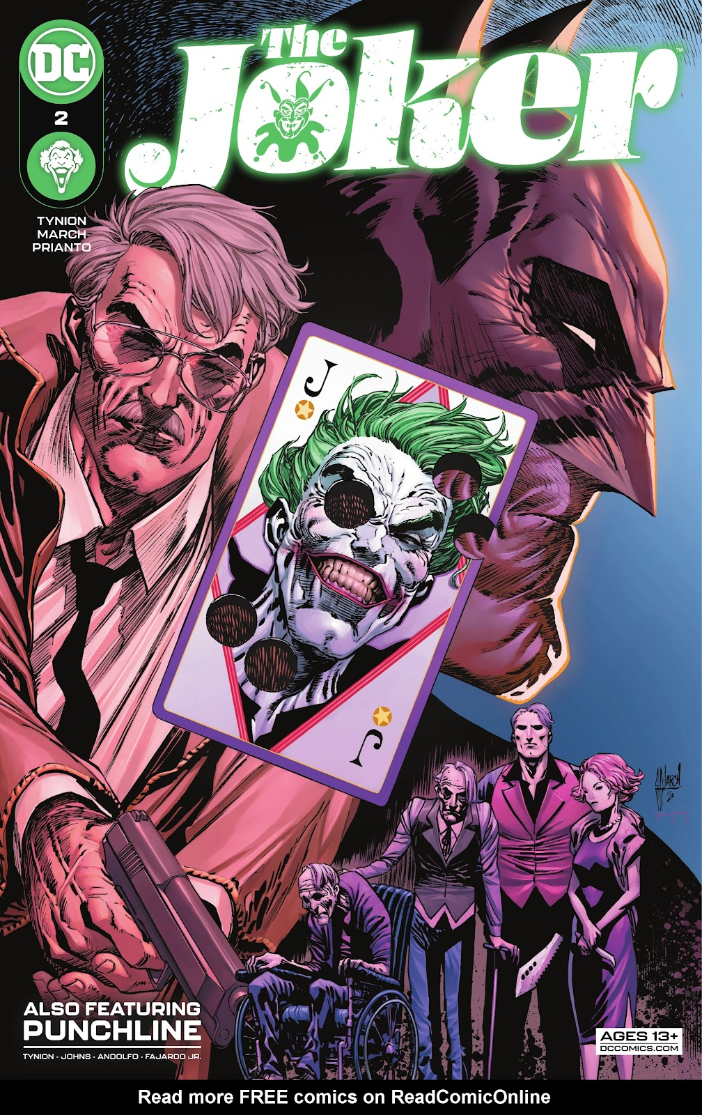 The Joker (2021) issue 2 - Page 1